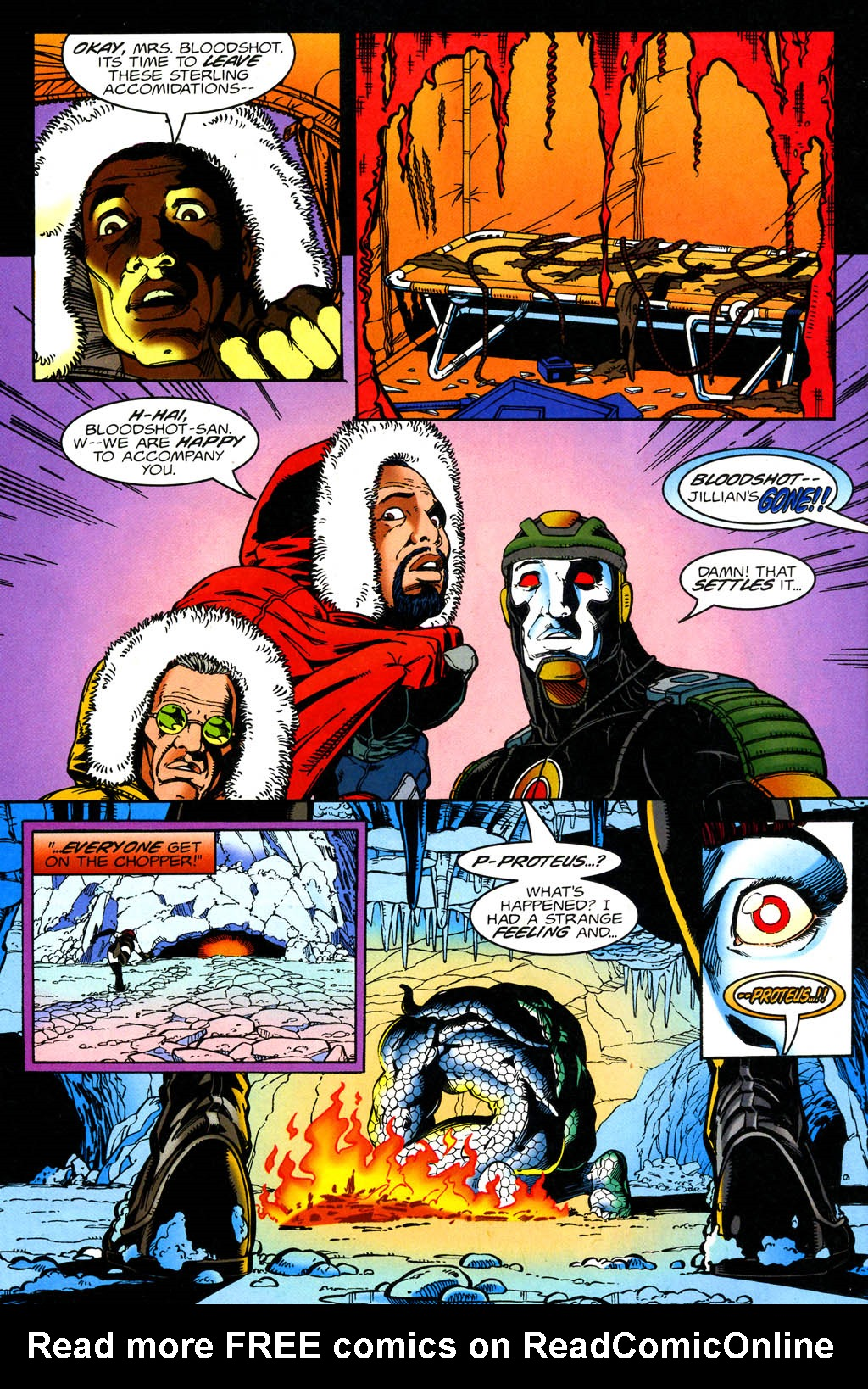 Read online Bloodshot (1993) comic -  Issue #51 - 15