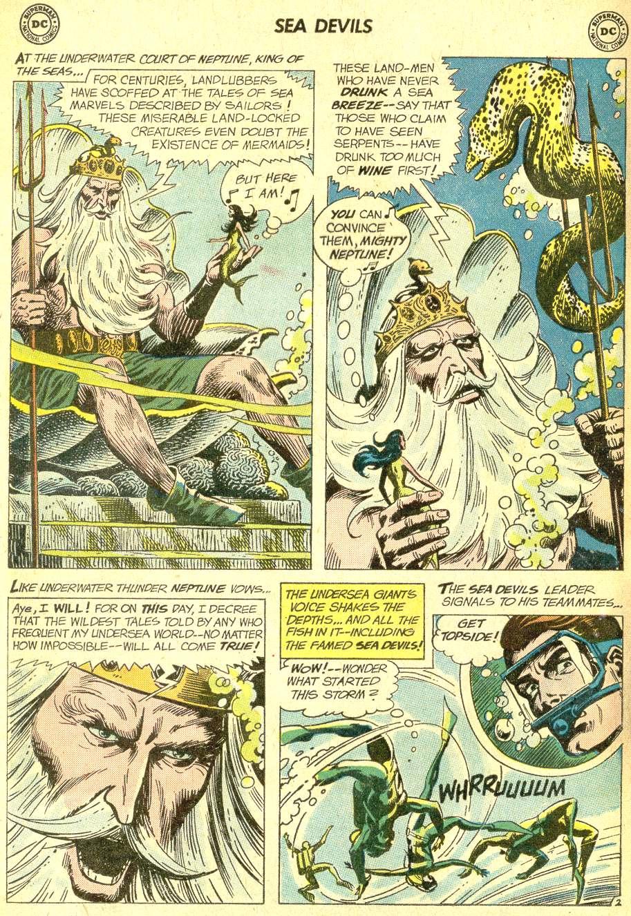 Read online Sea Devils comic -  Issue #10 - 5