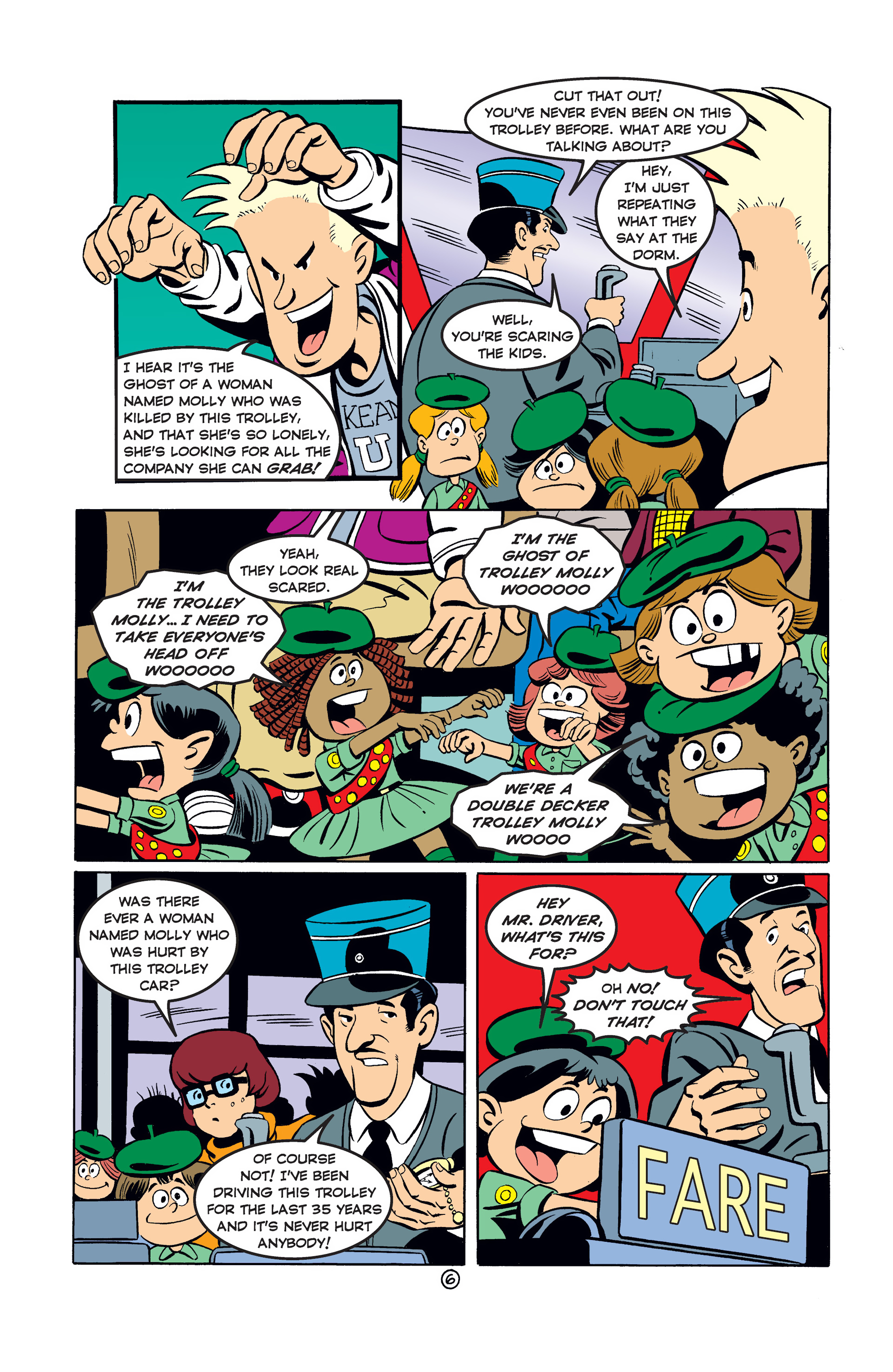 Read online Scooby-Doo (1997) comic -  Issue #41 - 7