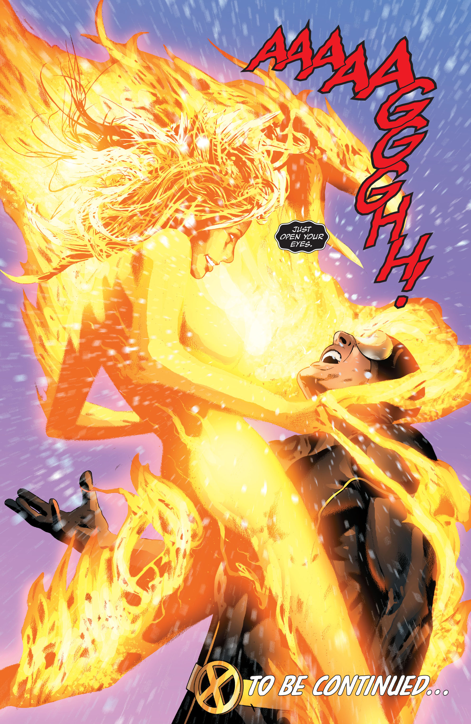 Read online X-Men: Phoenix - Endsong comic -  Issue #3 - 25