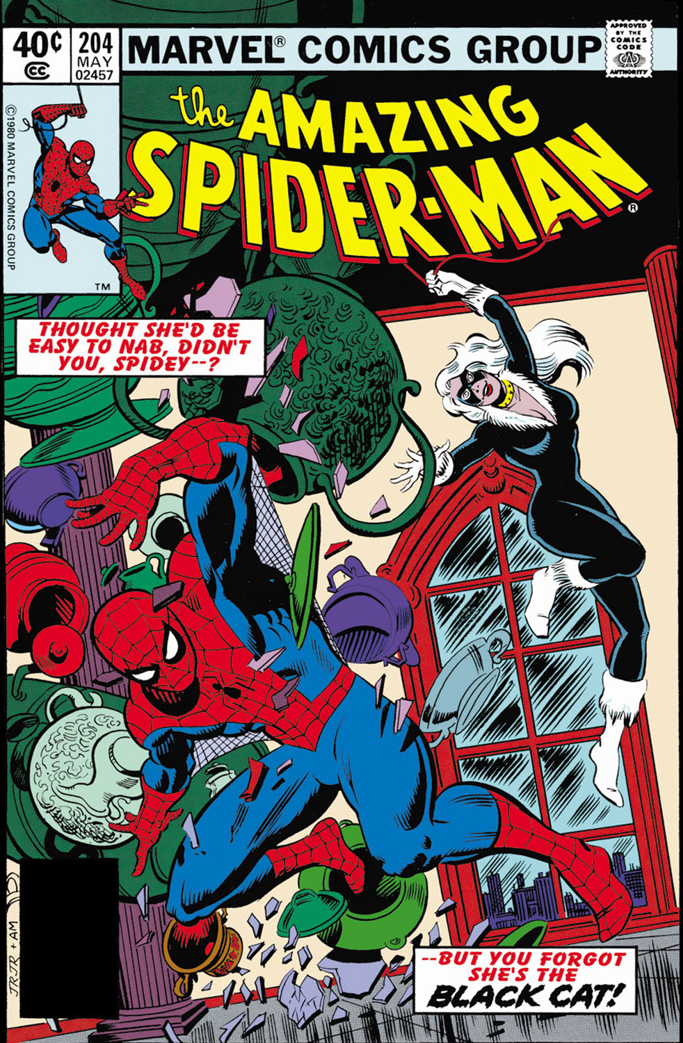 The Amazing Spider-Man (1963) 204 Page 1