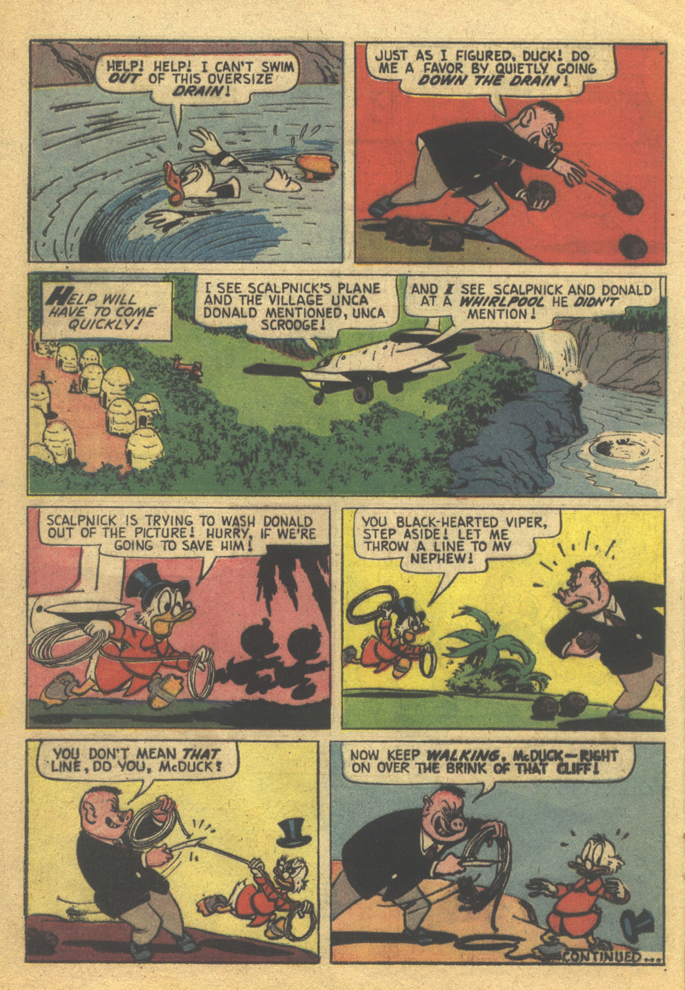 Uncle Scrooge (1953) Issue #85 #85 - English 16