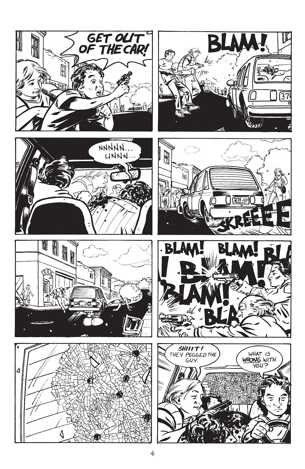 Stray Bullets Issue #3 #3 - English 6