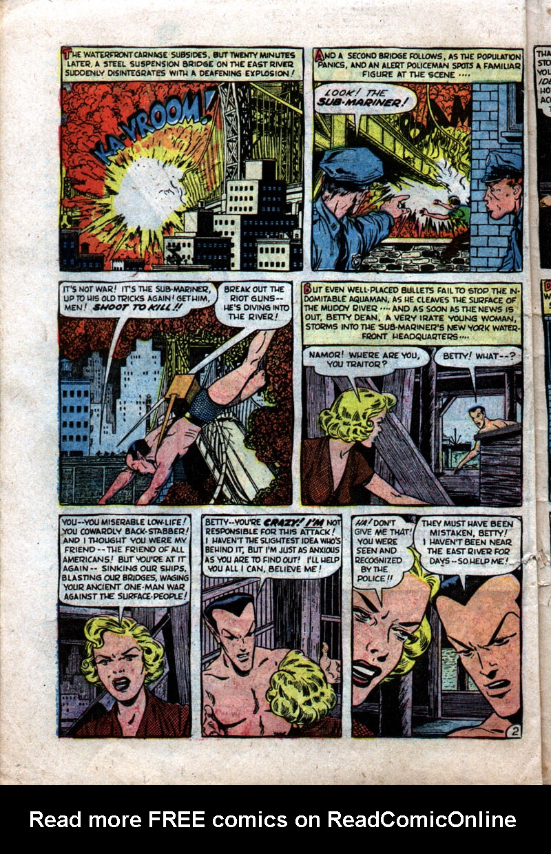 Sub-Mariner Comics #37 #37 - English 26
