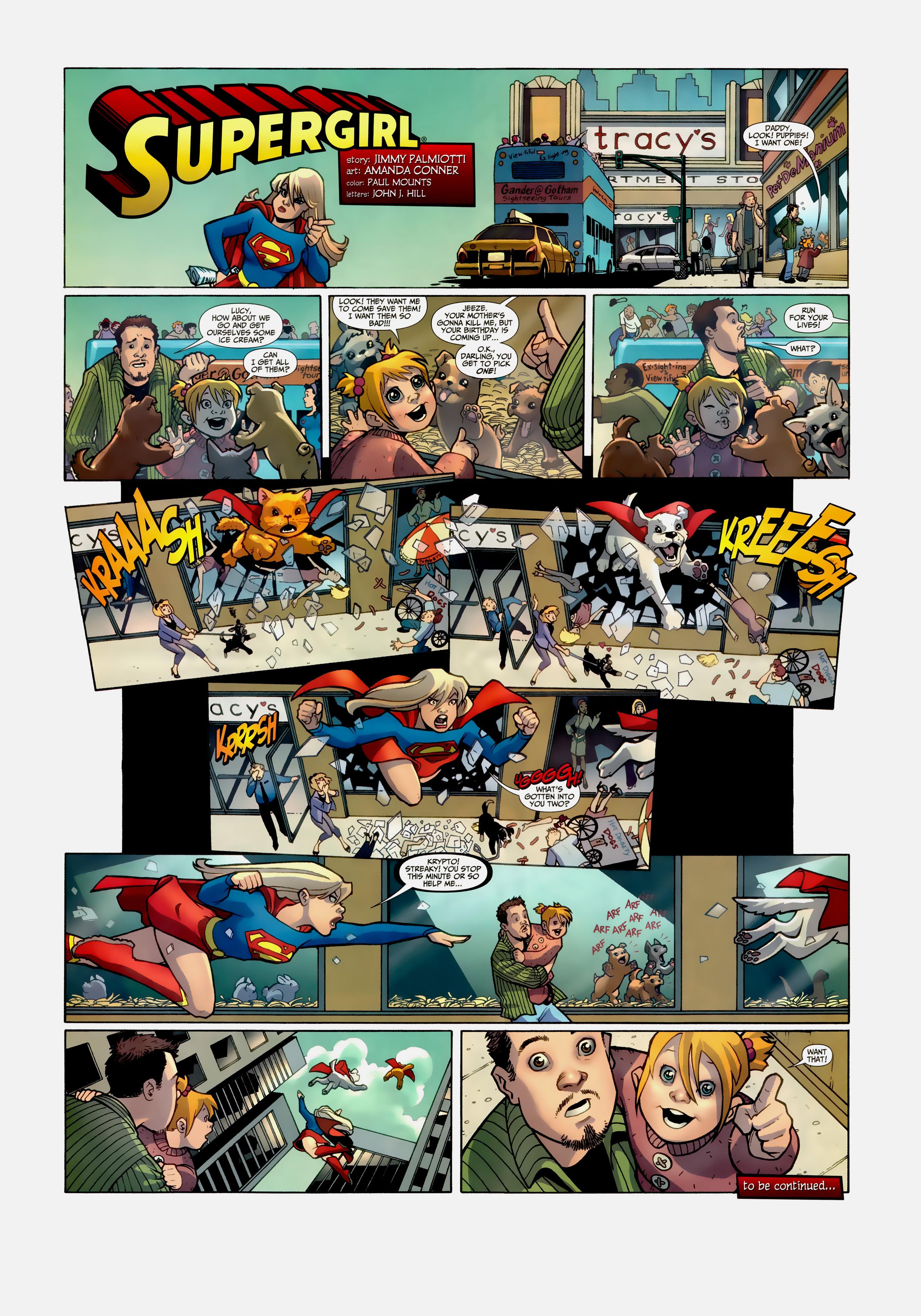 Read online Wednesday Comics comic -  Issue #1 - 11