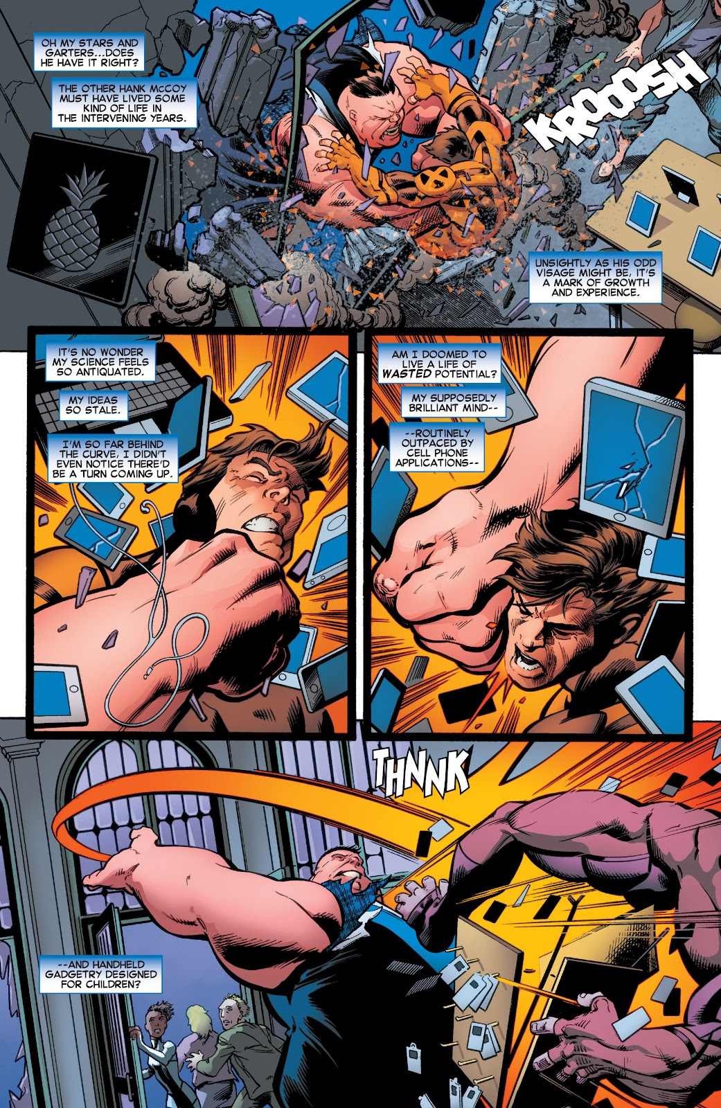 All-New X-Men (2016) Issue #6 #8 - English 10