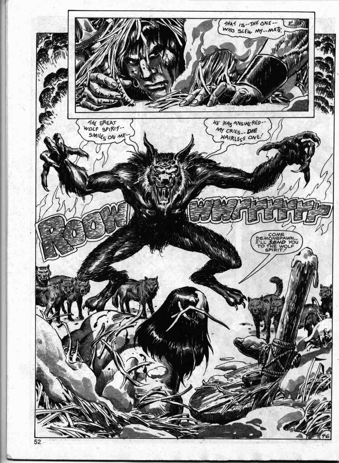 The Savage Sword Of Conan Issue #133 #134 - English 51