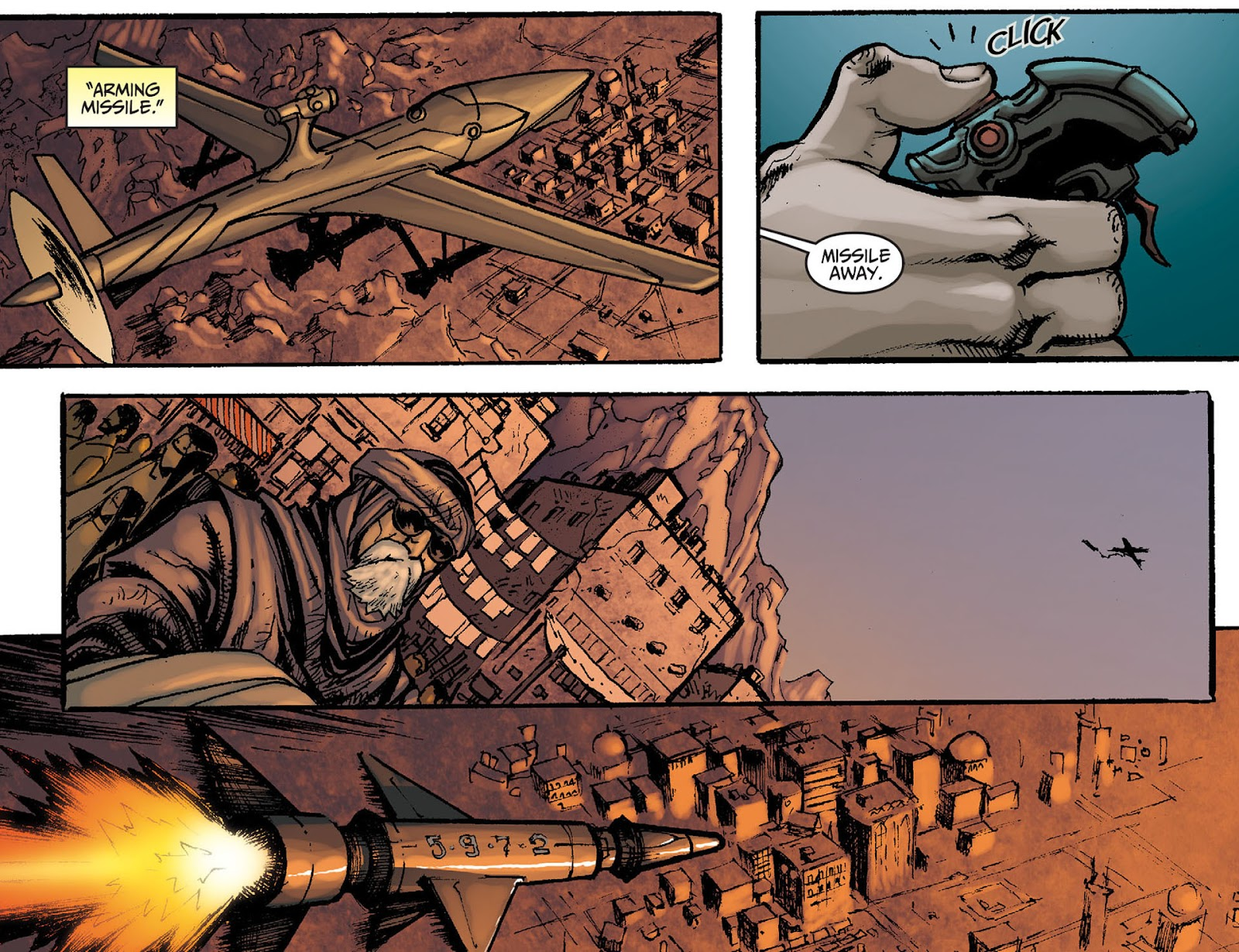 Injustice: Gods Among Us [I] Issue #7 #8 - English 4