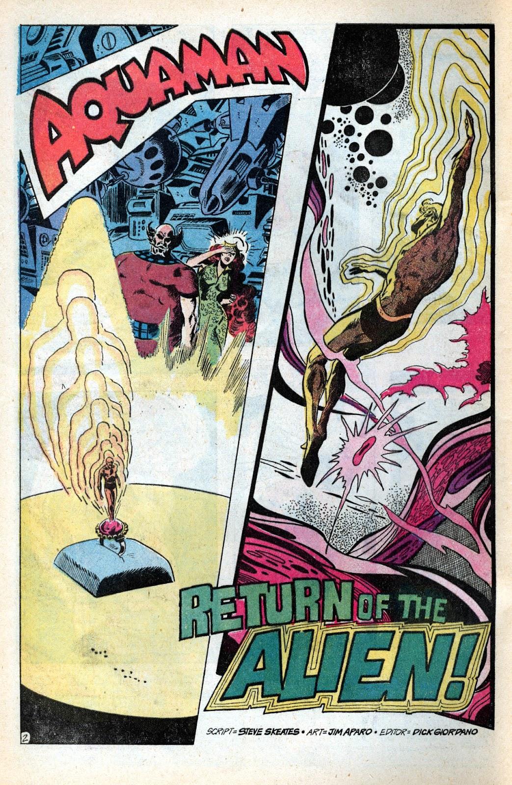 Aquaman (1962) Issue #55 #55 - English 4