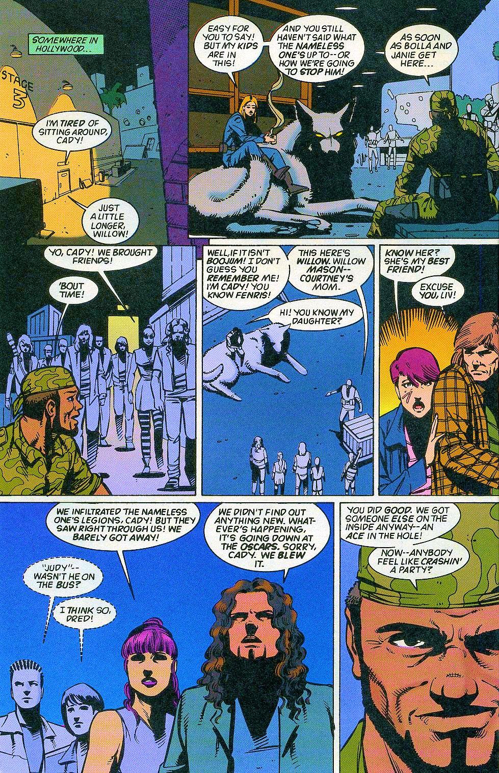 Anima Issue #11 #12 - English 8
