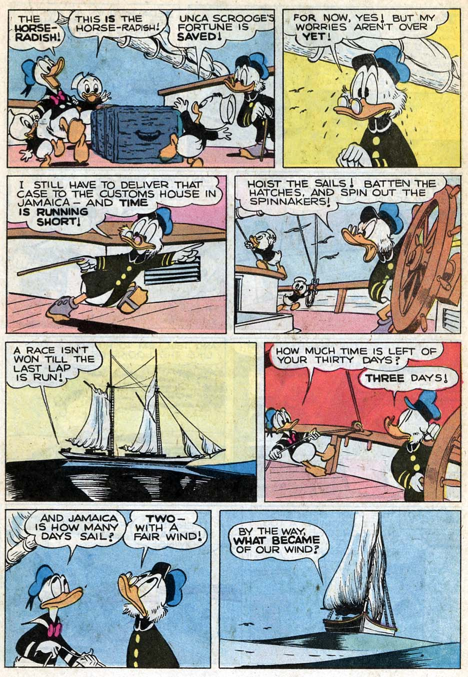 Uncle Scrooge (1953) Issue #181 #181 - English 15