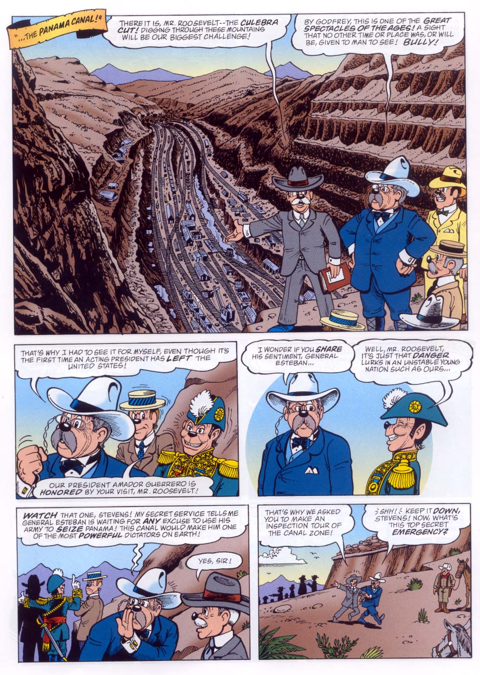 Uncle Scrooge (1953) Issue #332 #332 - English 5