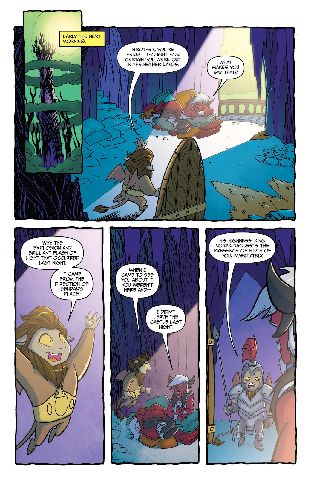 My Little Pony: Fiendship is Magic Issue #2 #2 - English 19