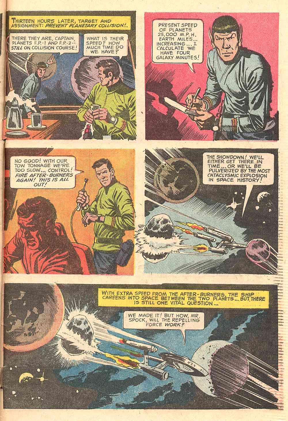 Star Trek (1967) Issue #6 #6 - English 32