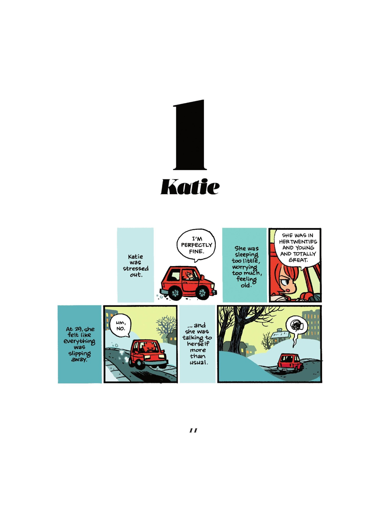 Read online Seconds comic -  Issue # Full - 13