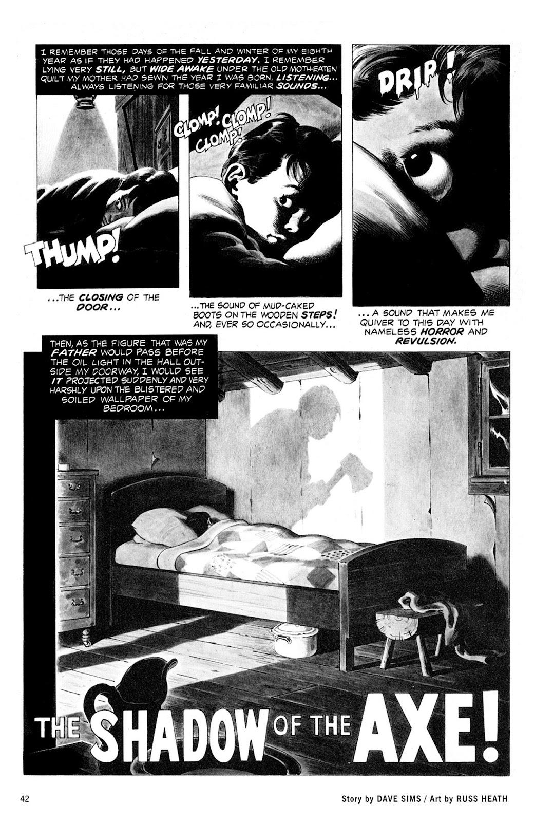 Creepy (2009) Issue #2 #2 - English 43