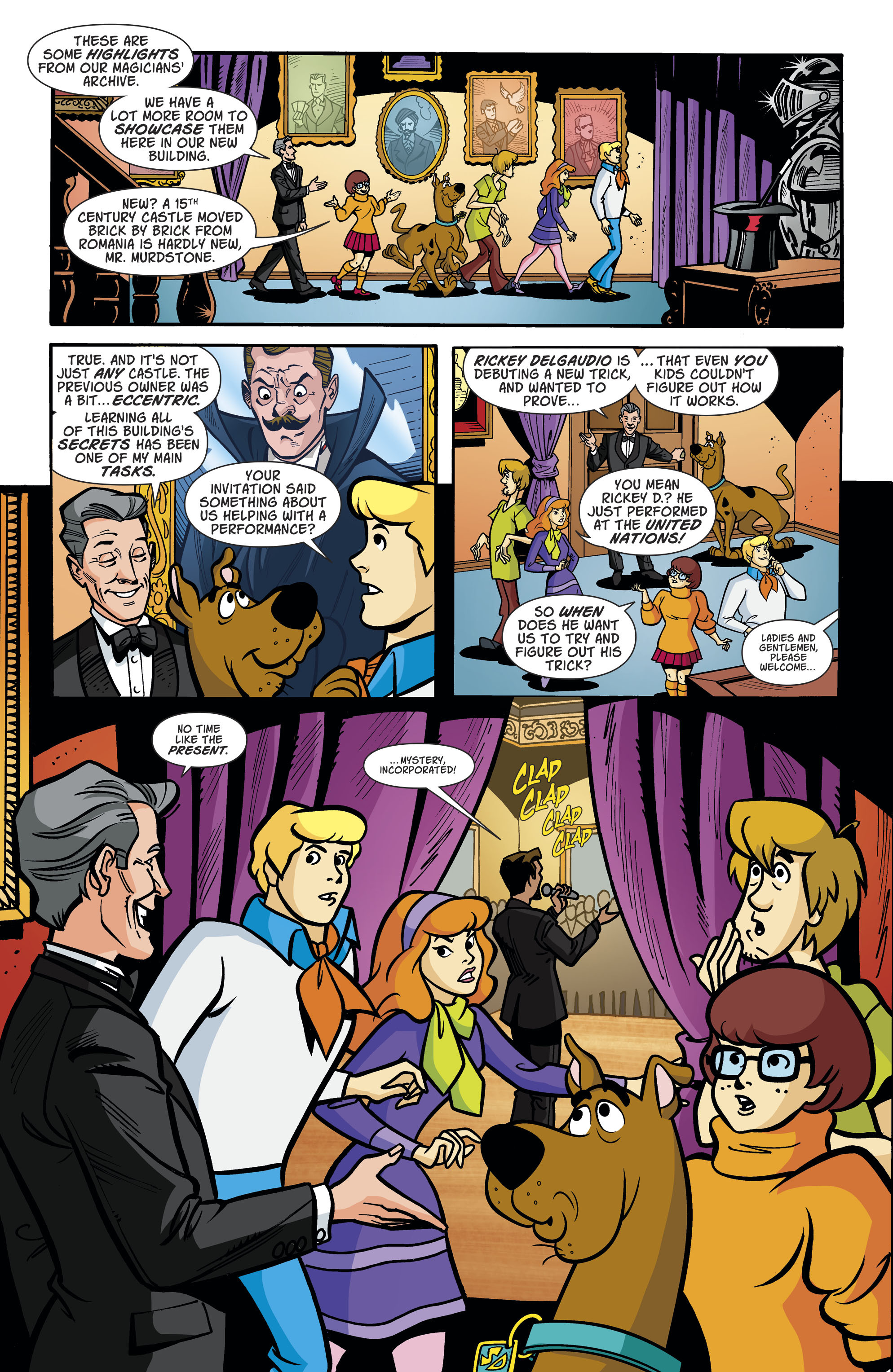 Read online Scooby-Doo: Where Are You? comic -  Issue #79 - 3