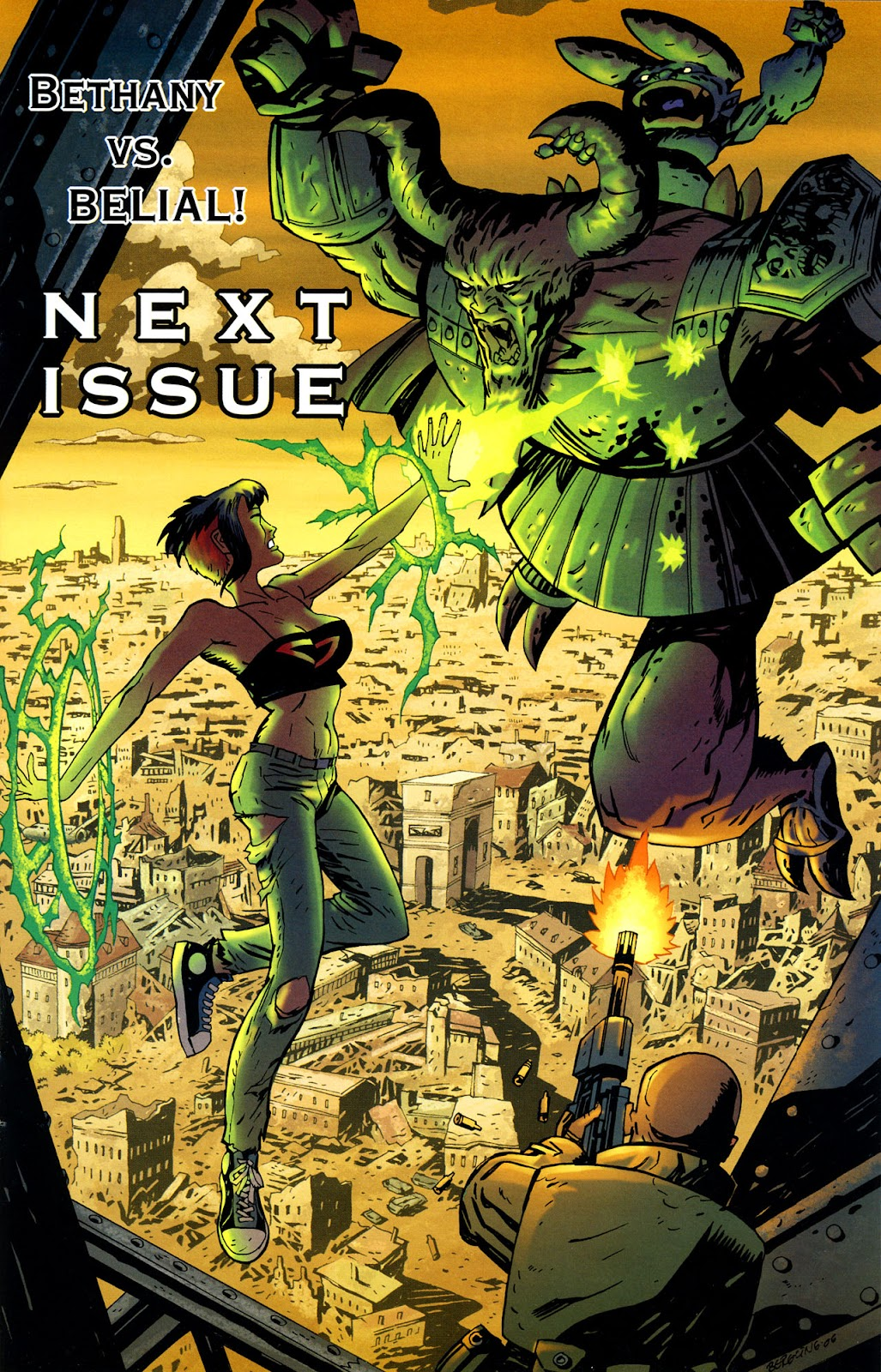 Strange Girl Issue #16 #17 - English 25
