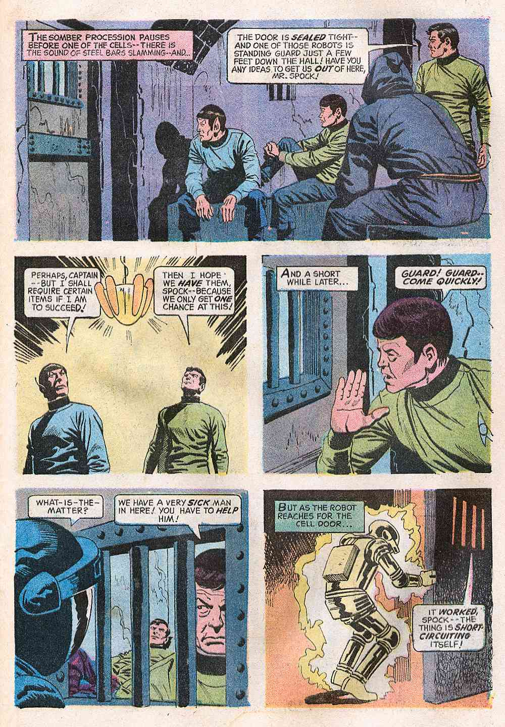 Star Trek (1967) Issue #13 #13 - English 22