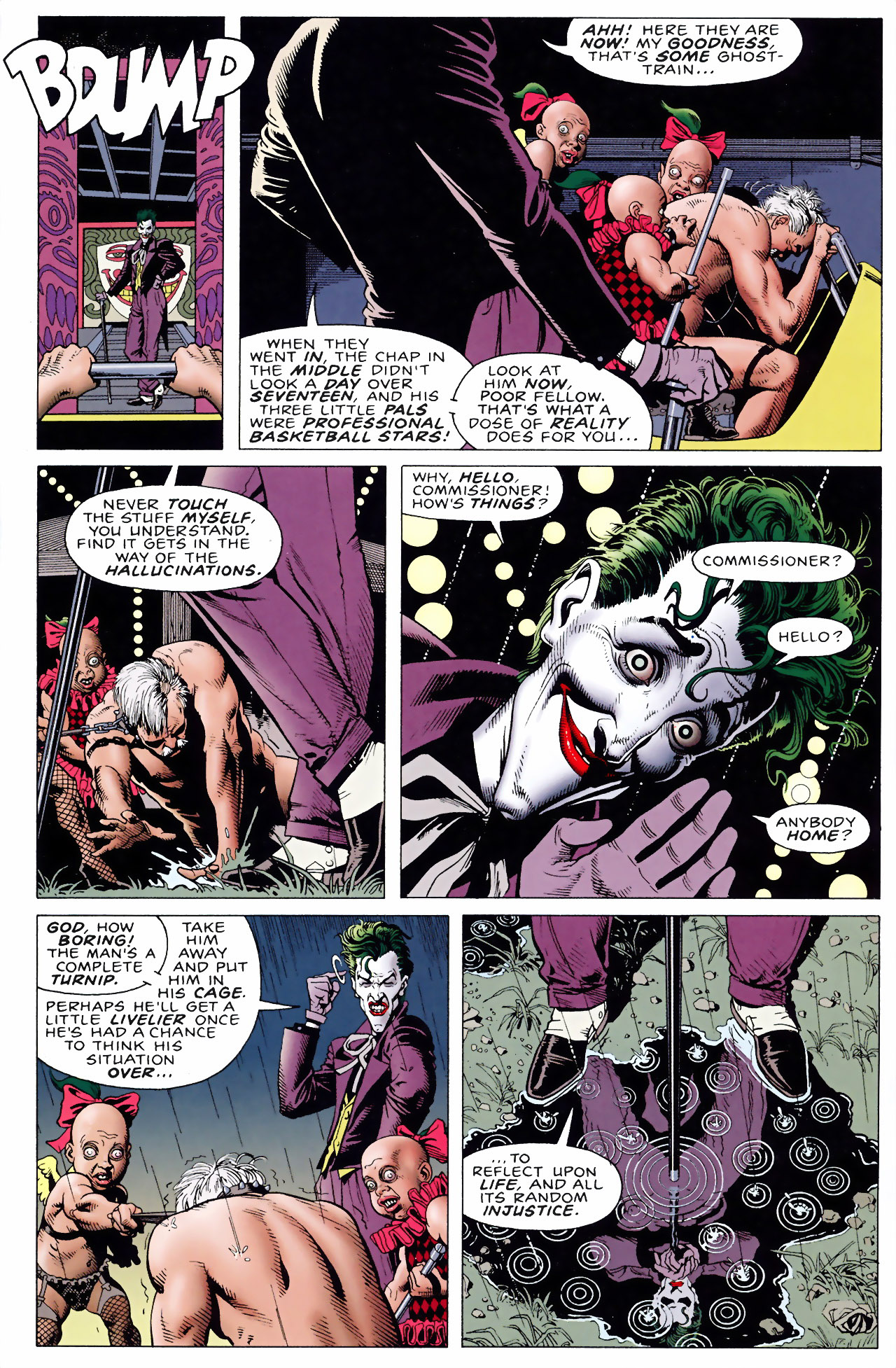 Batman: The Killing Joke chap 1 pic 34
