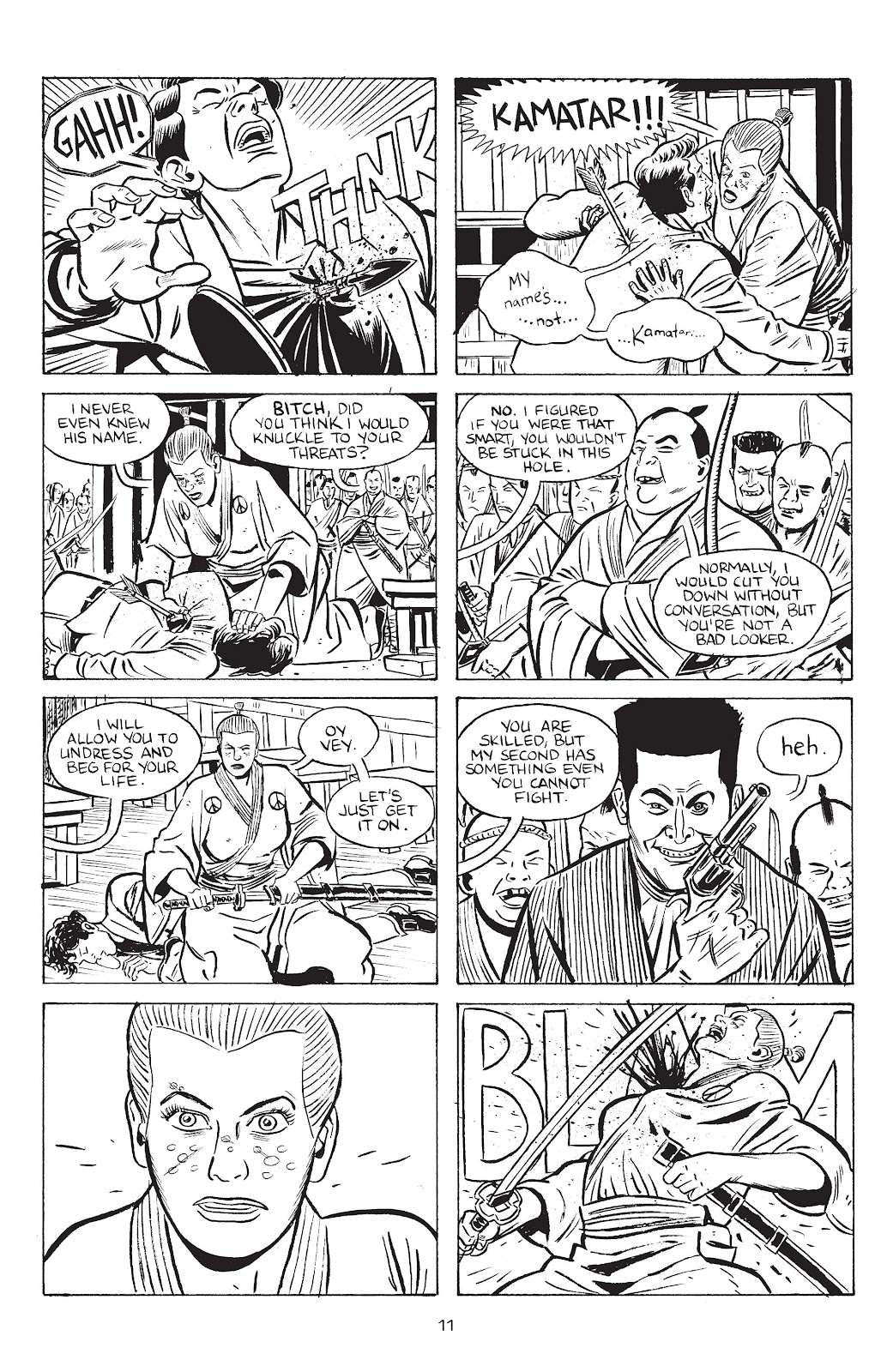 Stray Bullets Issue #39 #39 - English 13