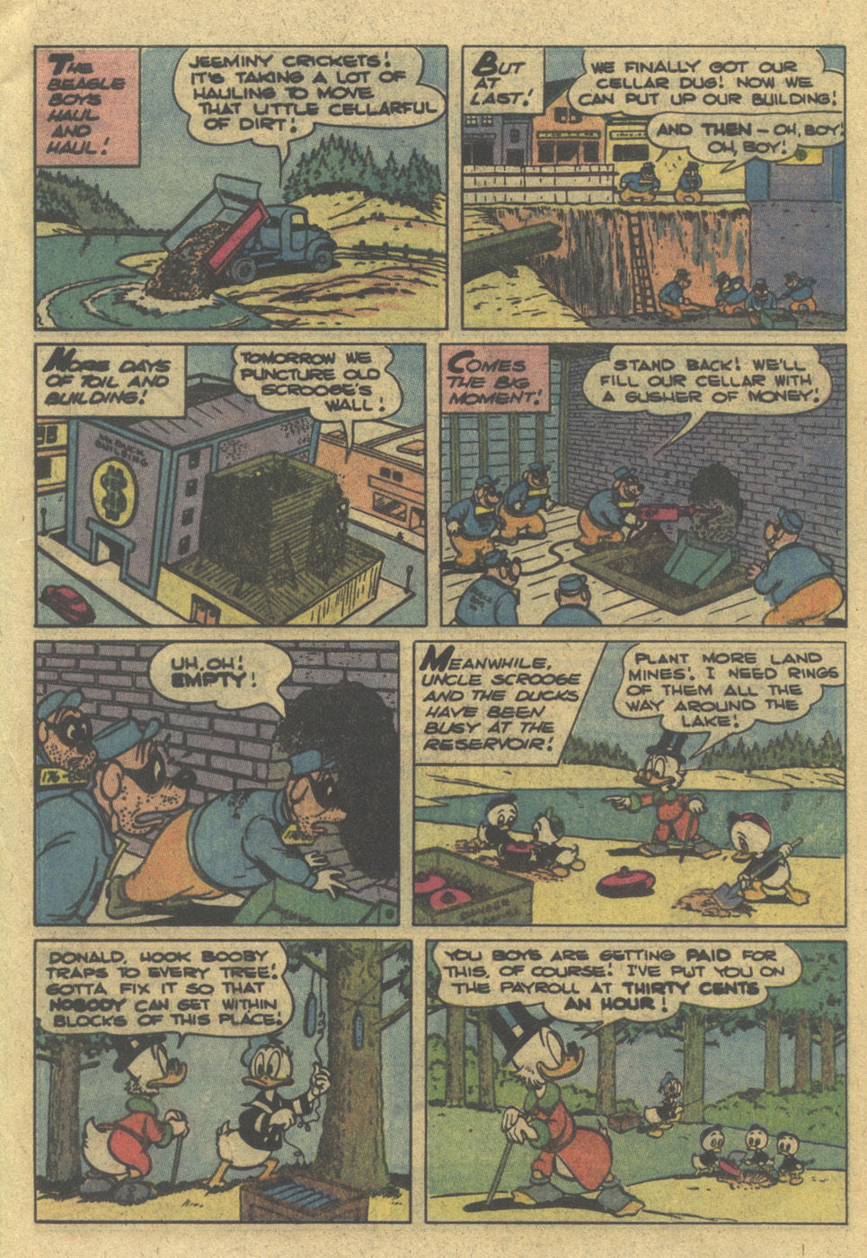 Uncle Scrooge (1953) Issue #195 #195 - English 13