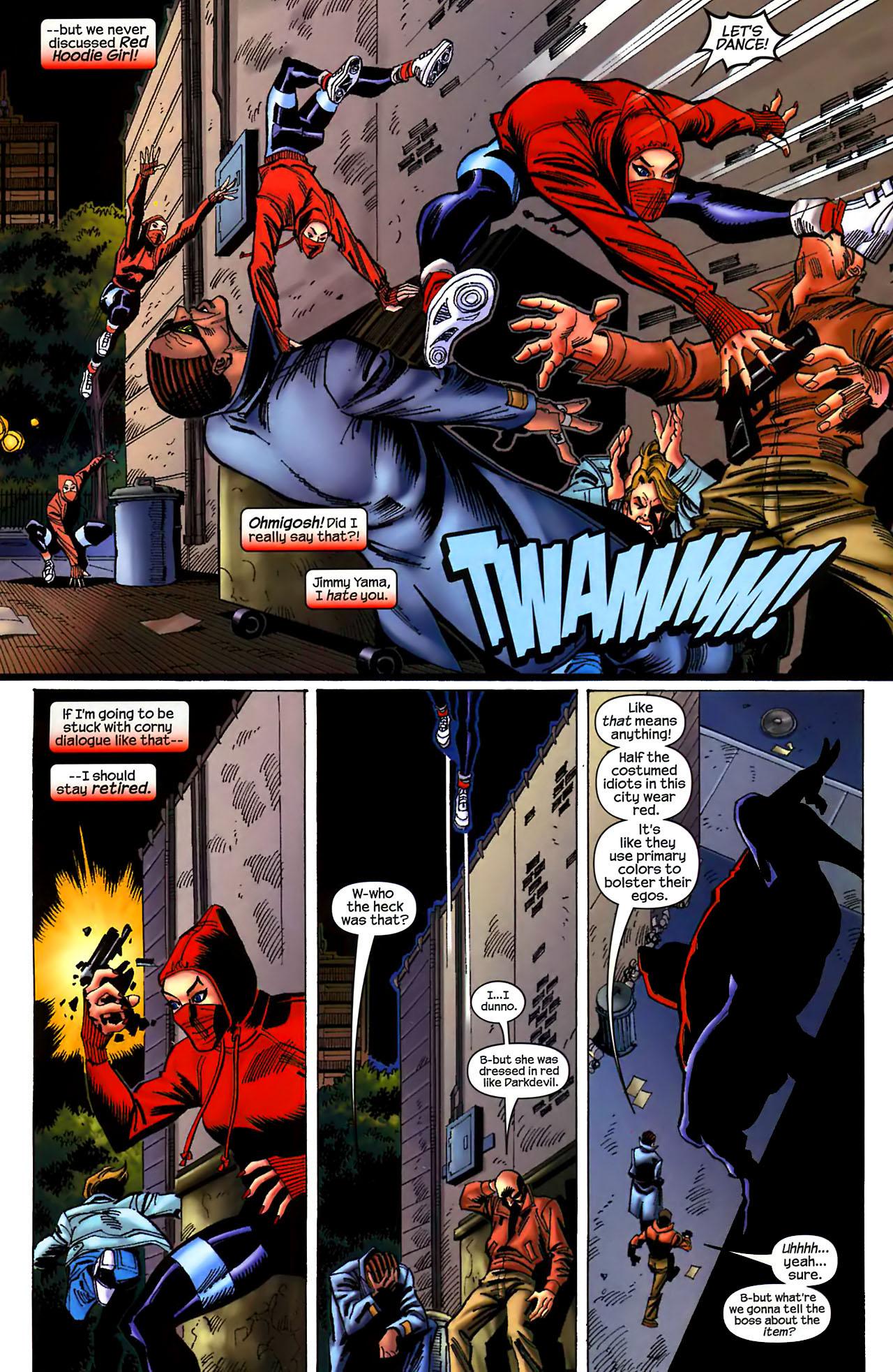 Amazing Spider-Girl #1 #30 - English 16