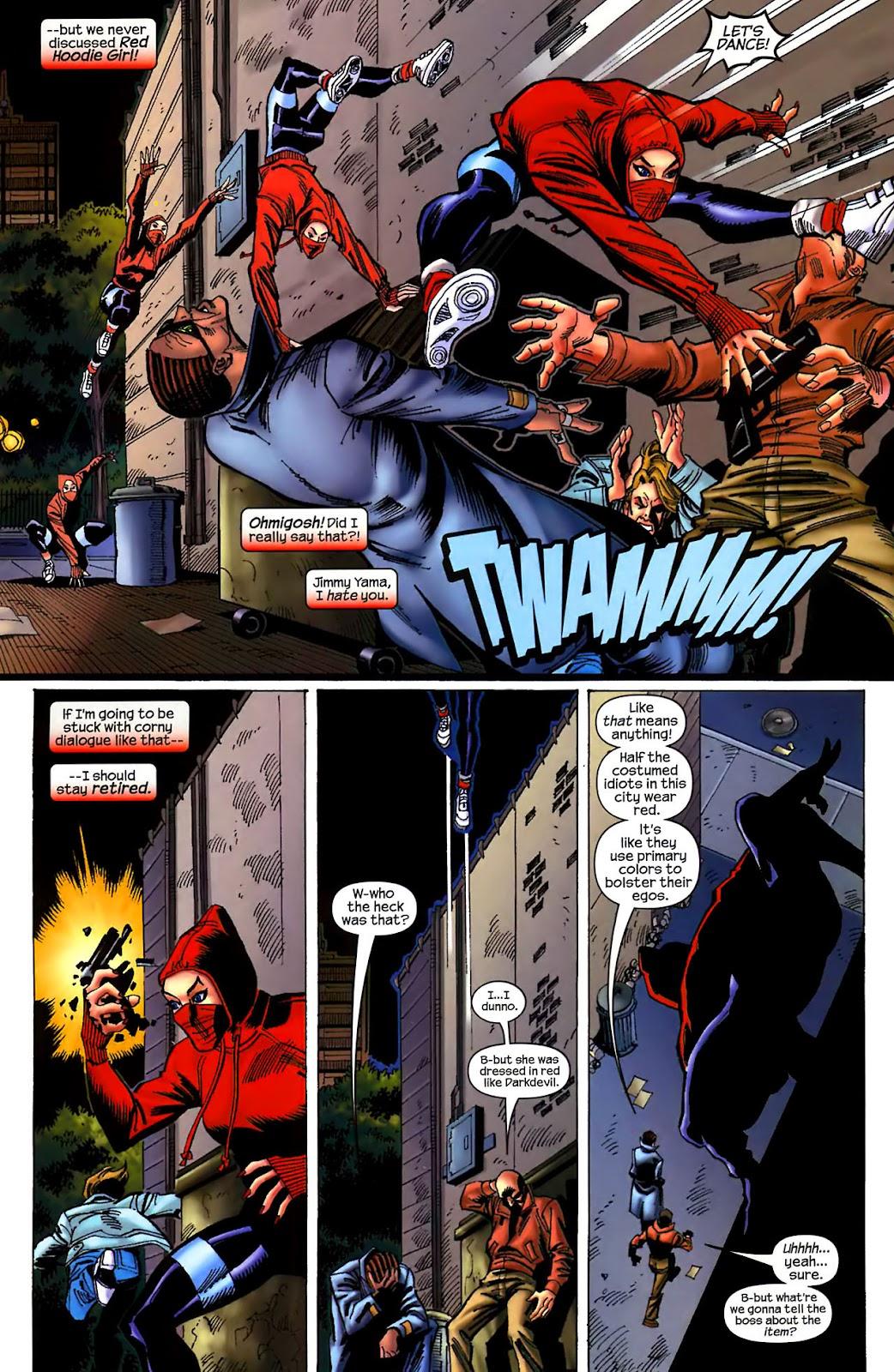 Amazing Spider-Girl Issue #1 #2 - English 16