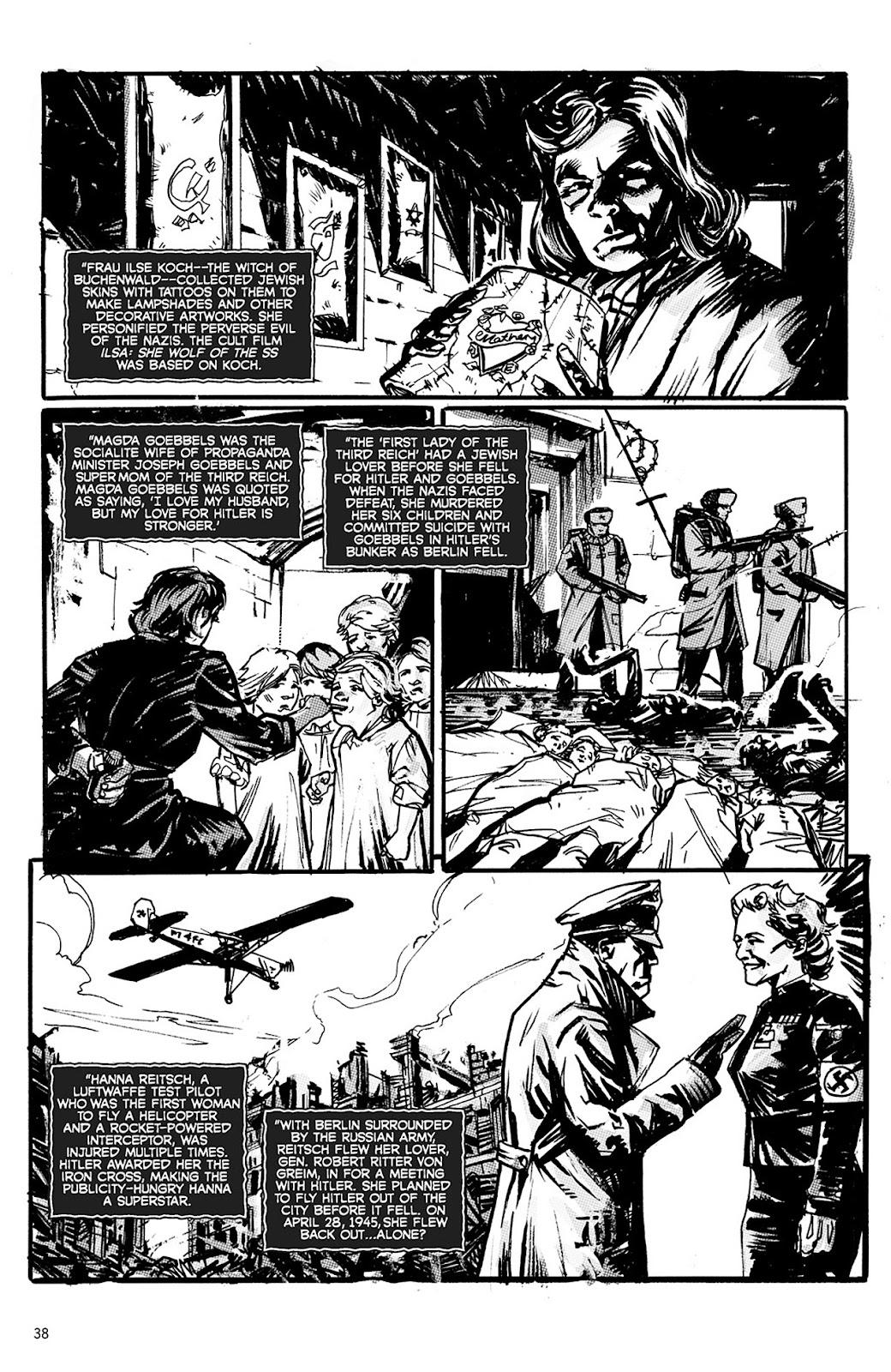 Creepy (2009) Issue #6 #6 - English 38