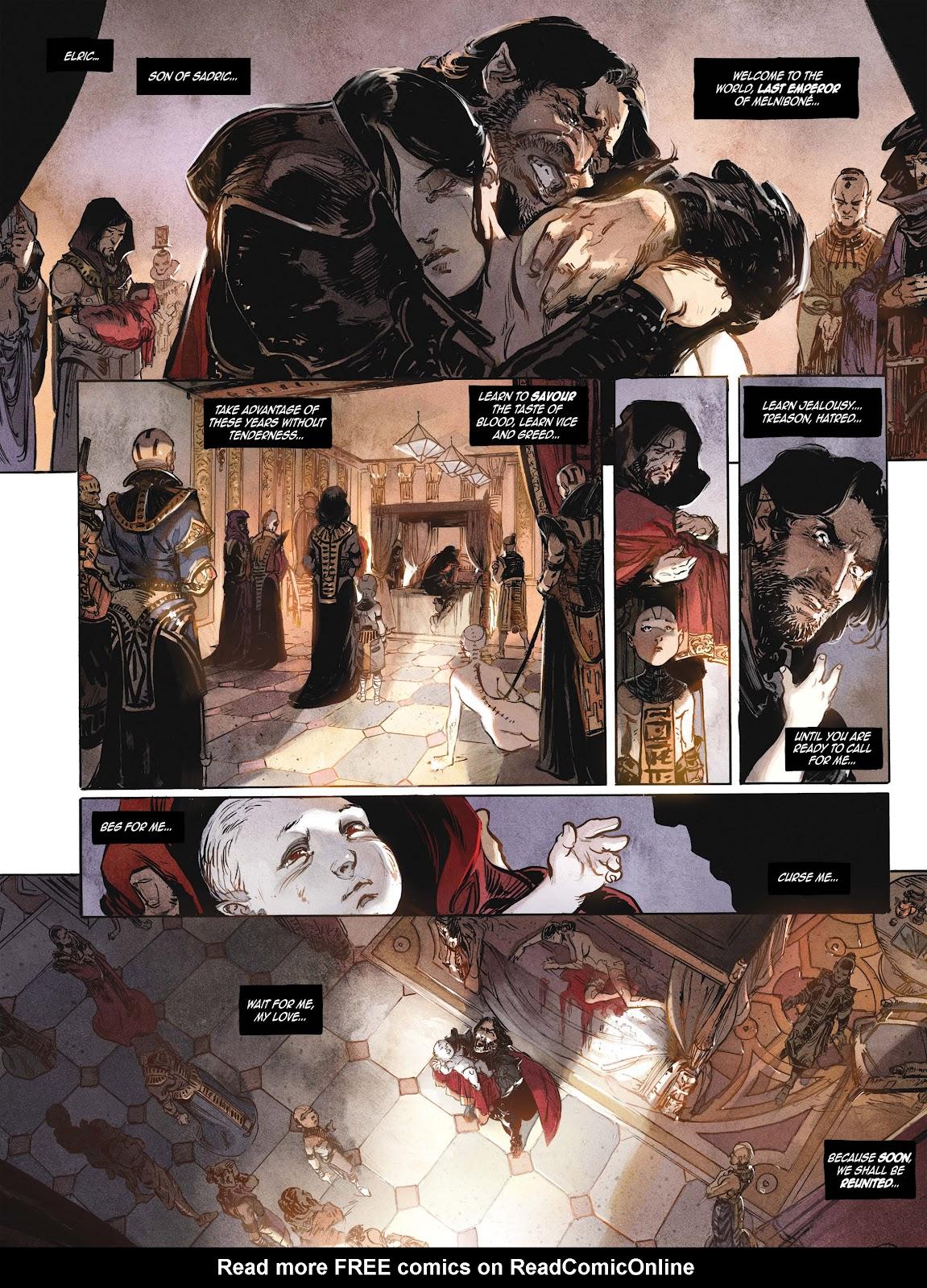 Elric (2014) TPB 1 #1 - English 12