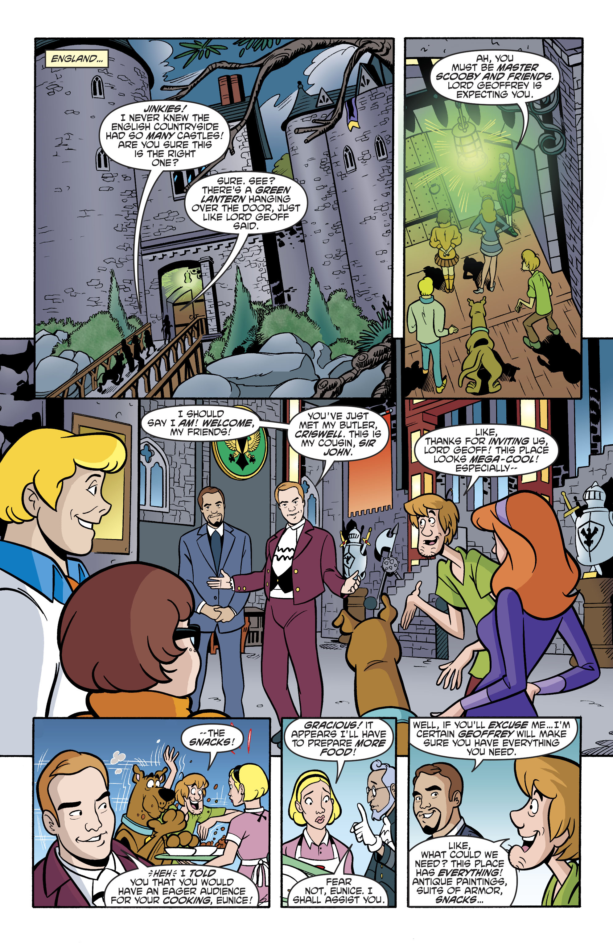 Read online Scooby-Doo: Where Are You? comic -  Issue #79 - 14