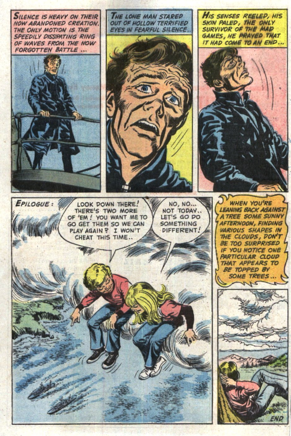 Read online Scary Tales comic -  Issue #24 - 21