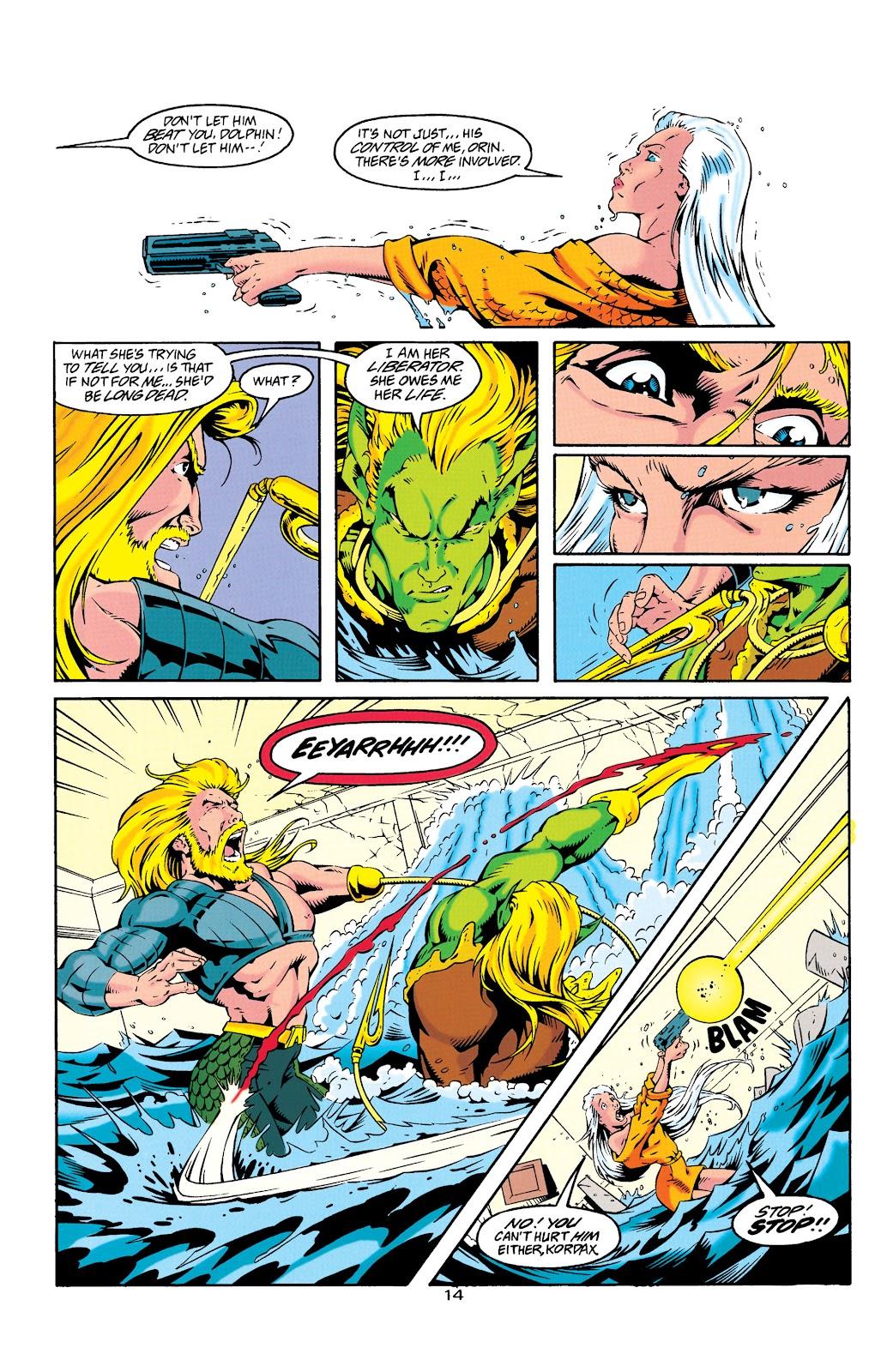 Aquaman (1994) Issue #25 #31 - English 15