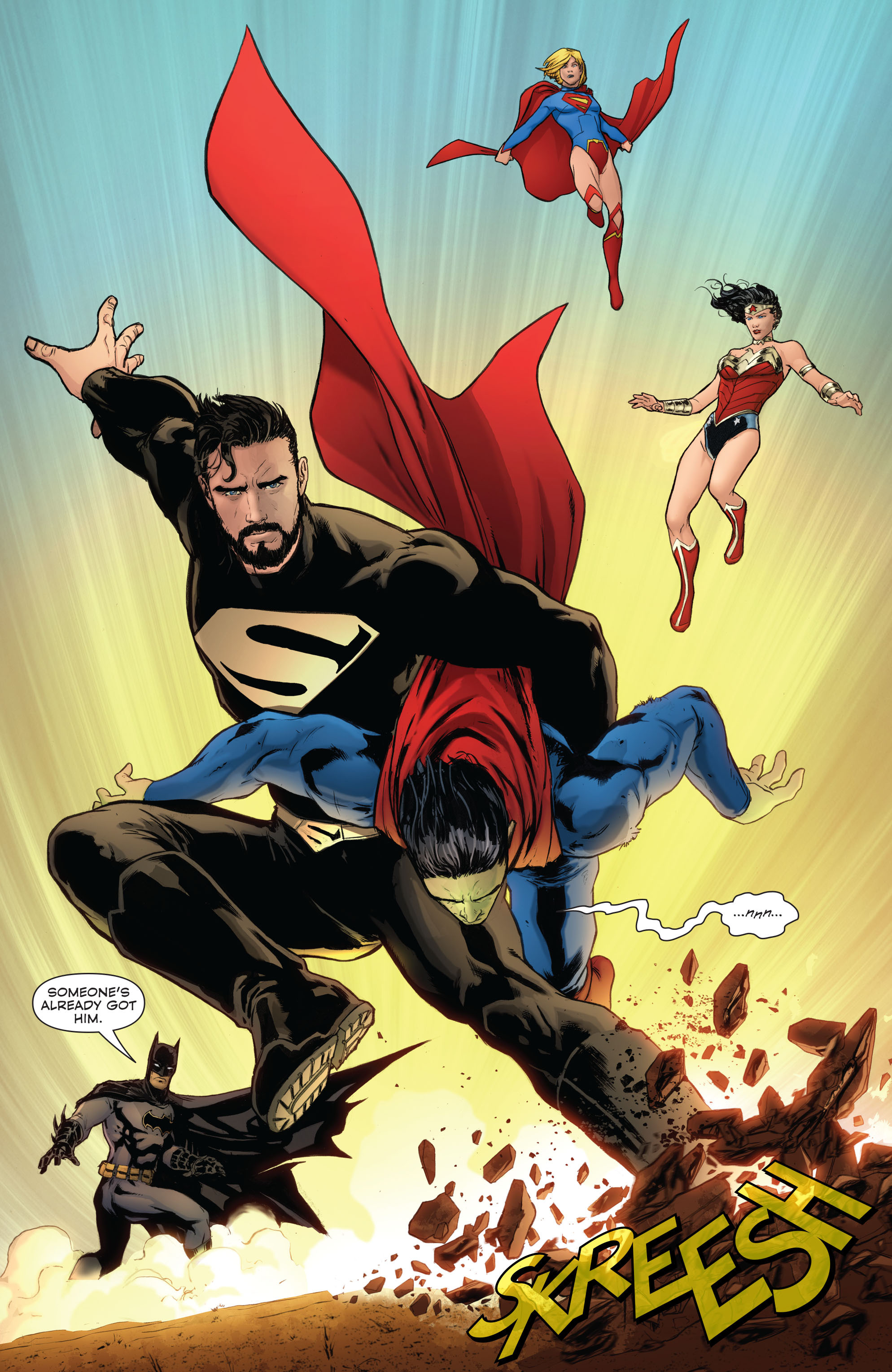 Read online Superman (2011) comic -  Issue #52 - 18