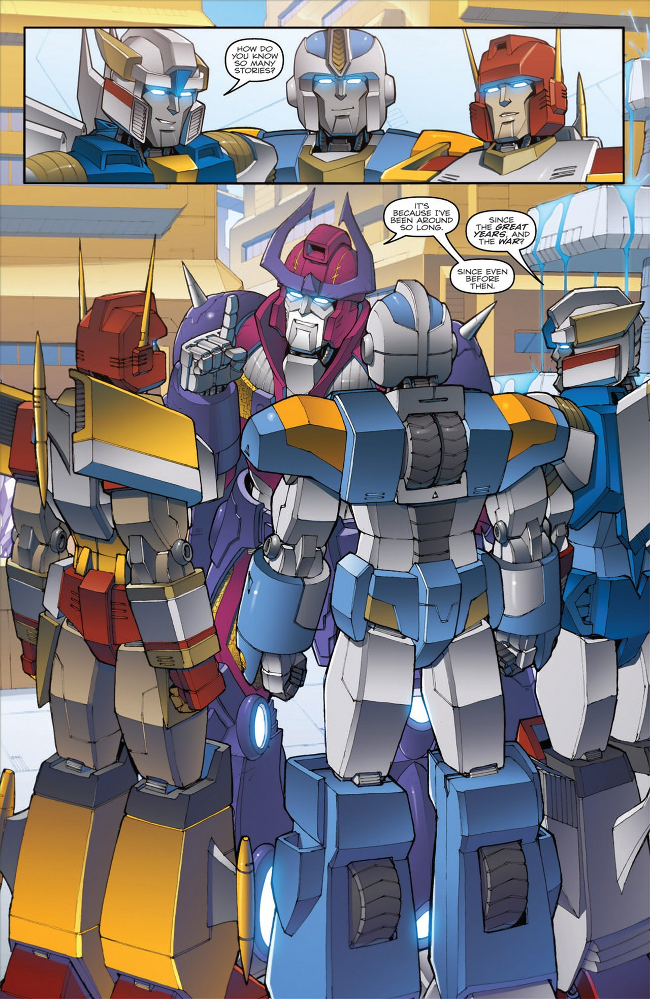 The Transformers (2009) chap 31 pic 6