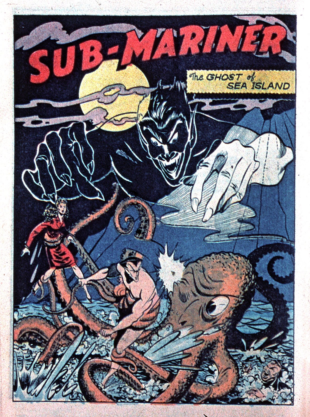 Sub-Mariner Comics Issue #15 #15 - English 16