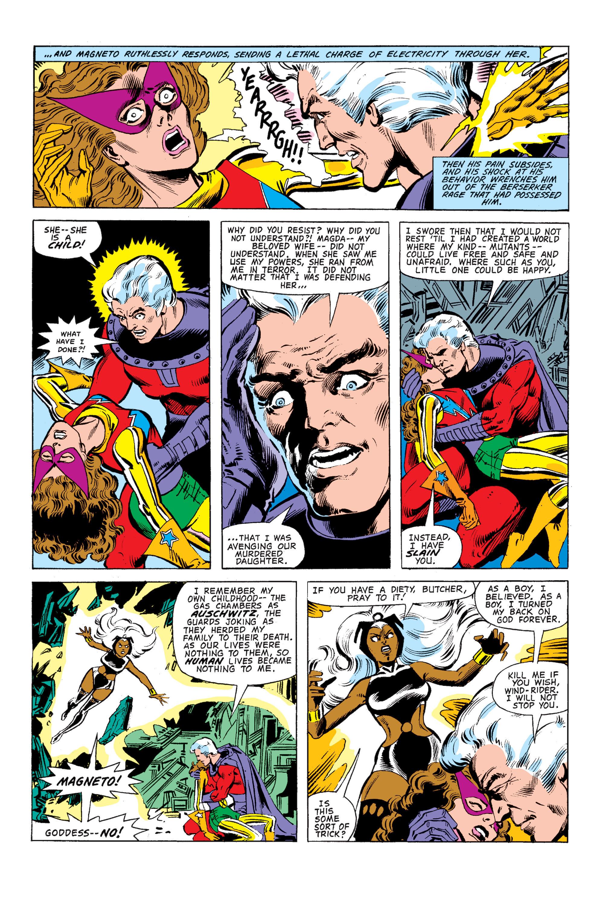 Uncanny X-Men (1963) 150 Page 37