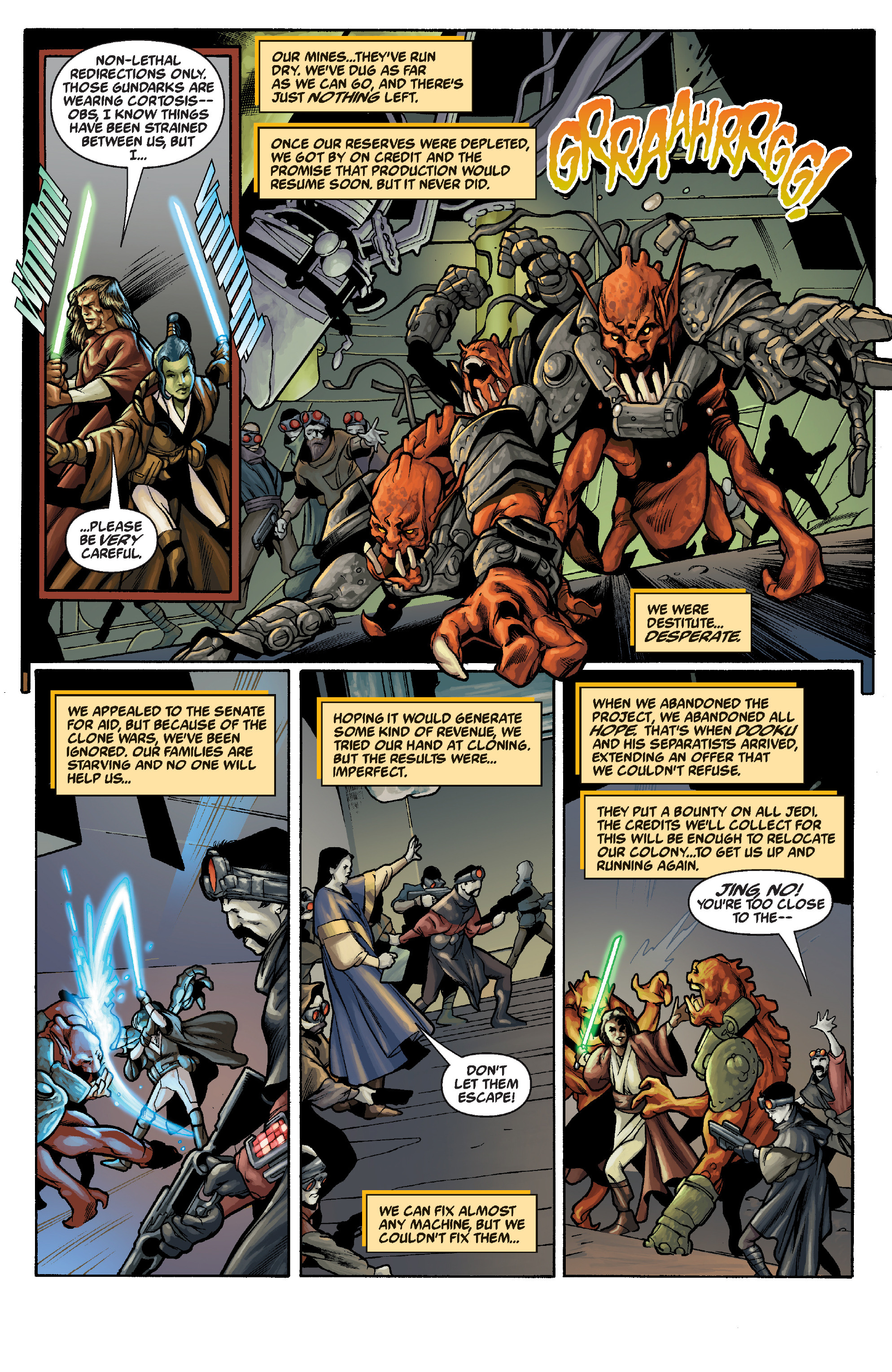 Star Wars Legends Epic Collection: The Clone Wars chap 2 pic 142