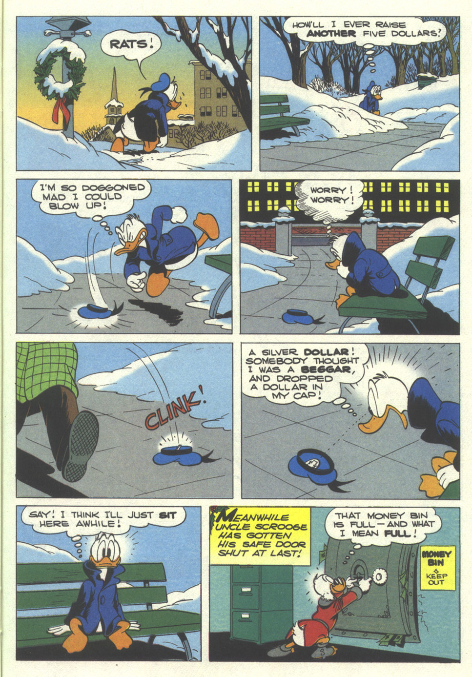 Walt Disney's Donald Duck Adventures (1987) Issue #30 #30 - English 45