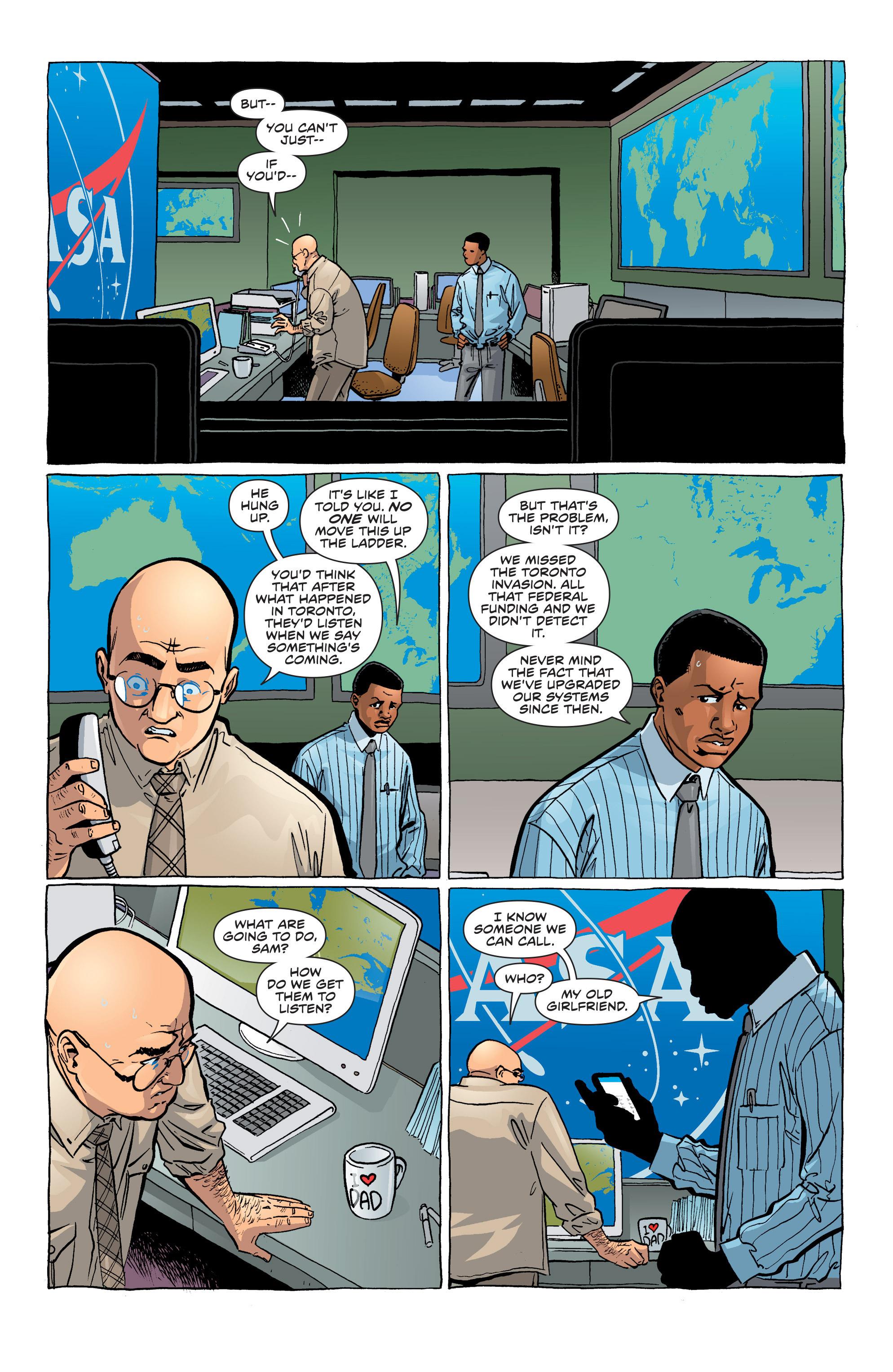 Read online Secret Identities comic -  Issue #5 - 16