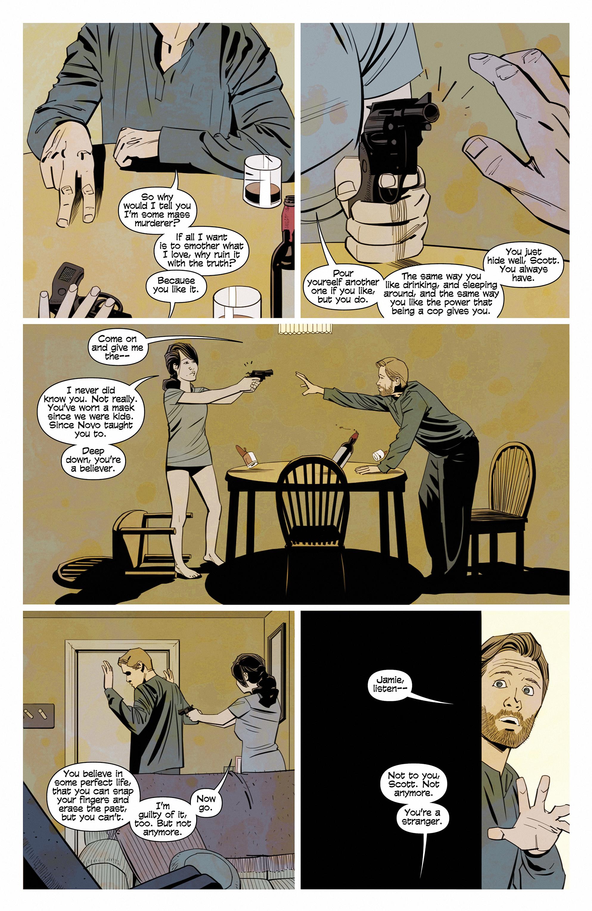 Read online Demonic comic -  Issue #6 - 23