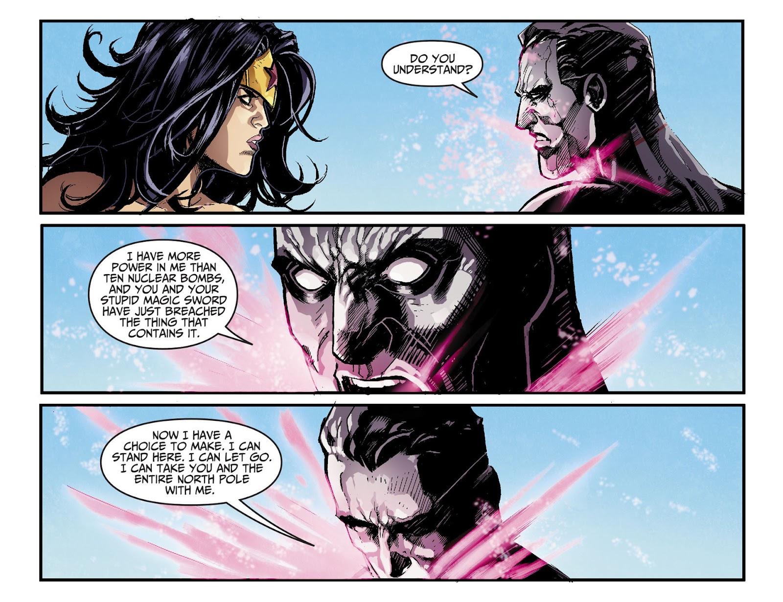 Injustice: Gods Among Us [I] Issue #32 #33 - English 15
