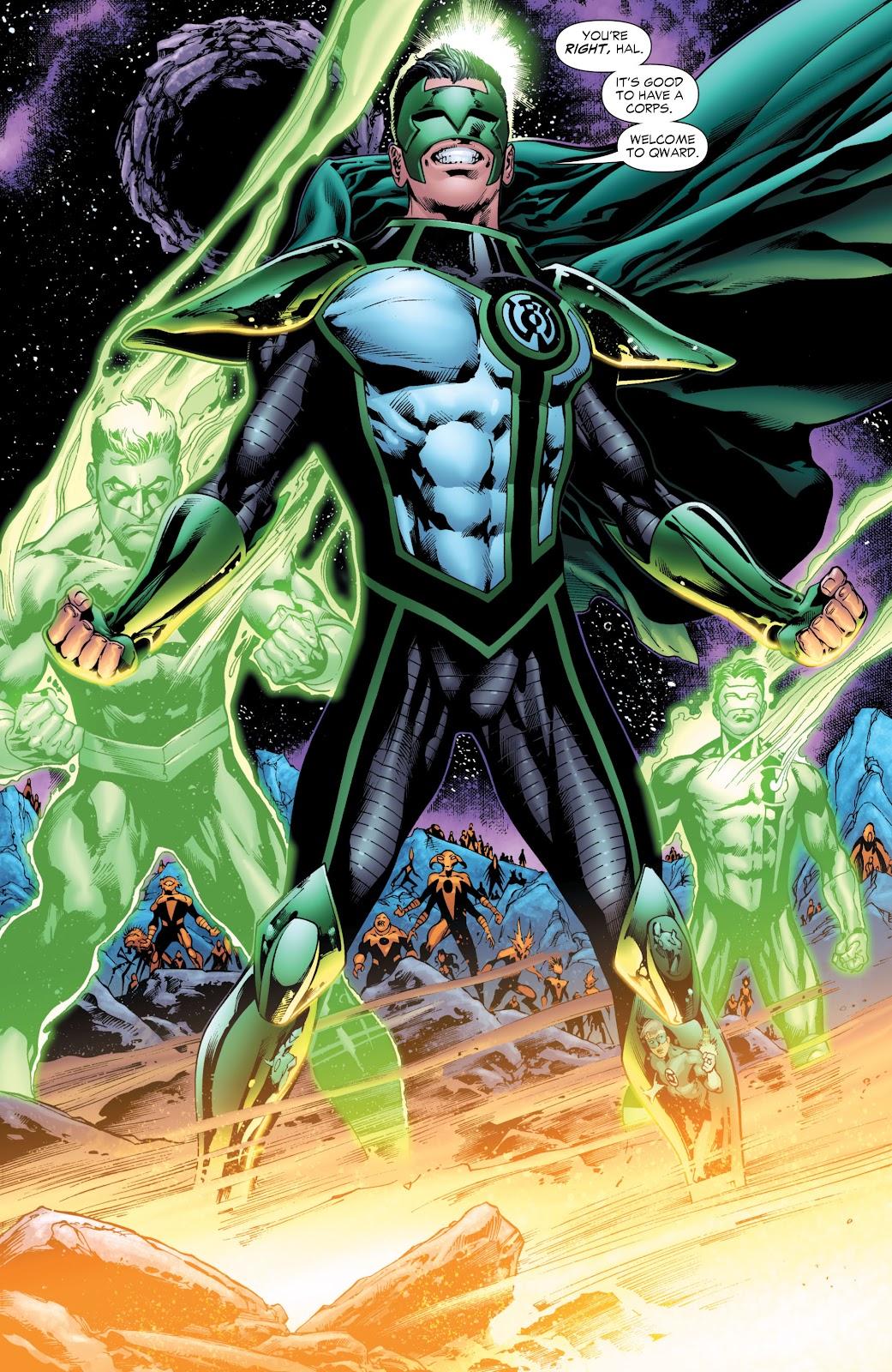 Green Lantern: The Sinestro Corps War Full #1 - English 67