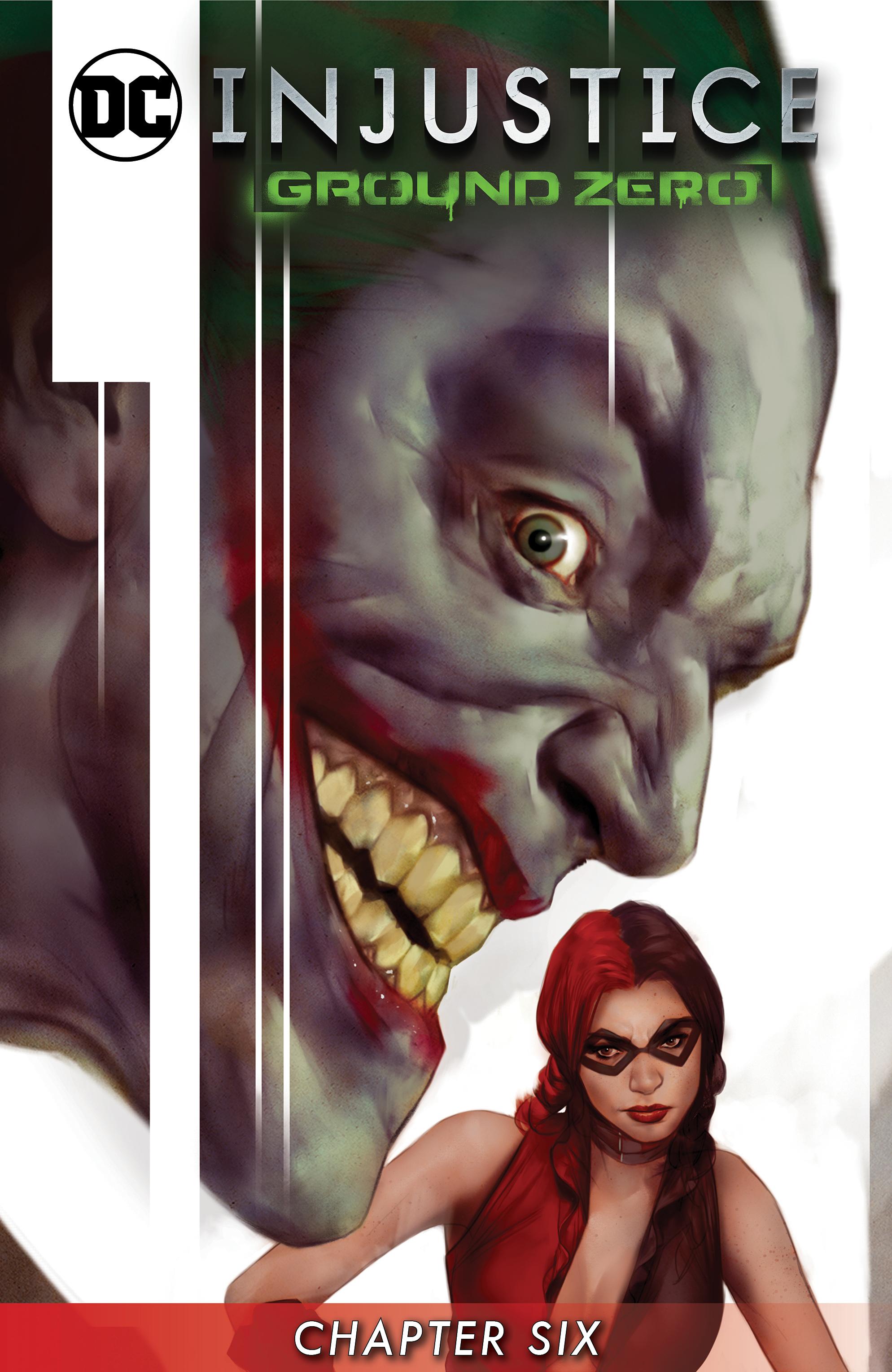 Read online Injustice: Ground Zero comic -  Issue #6 - 2