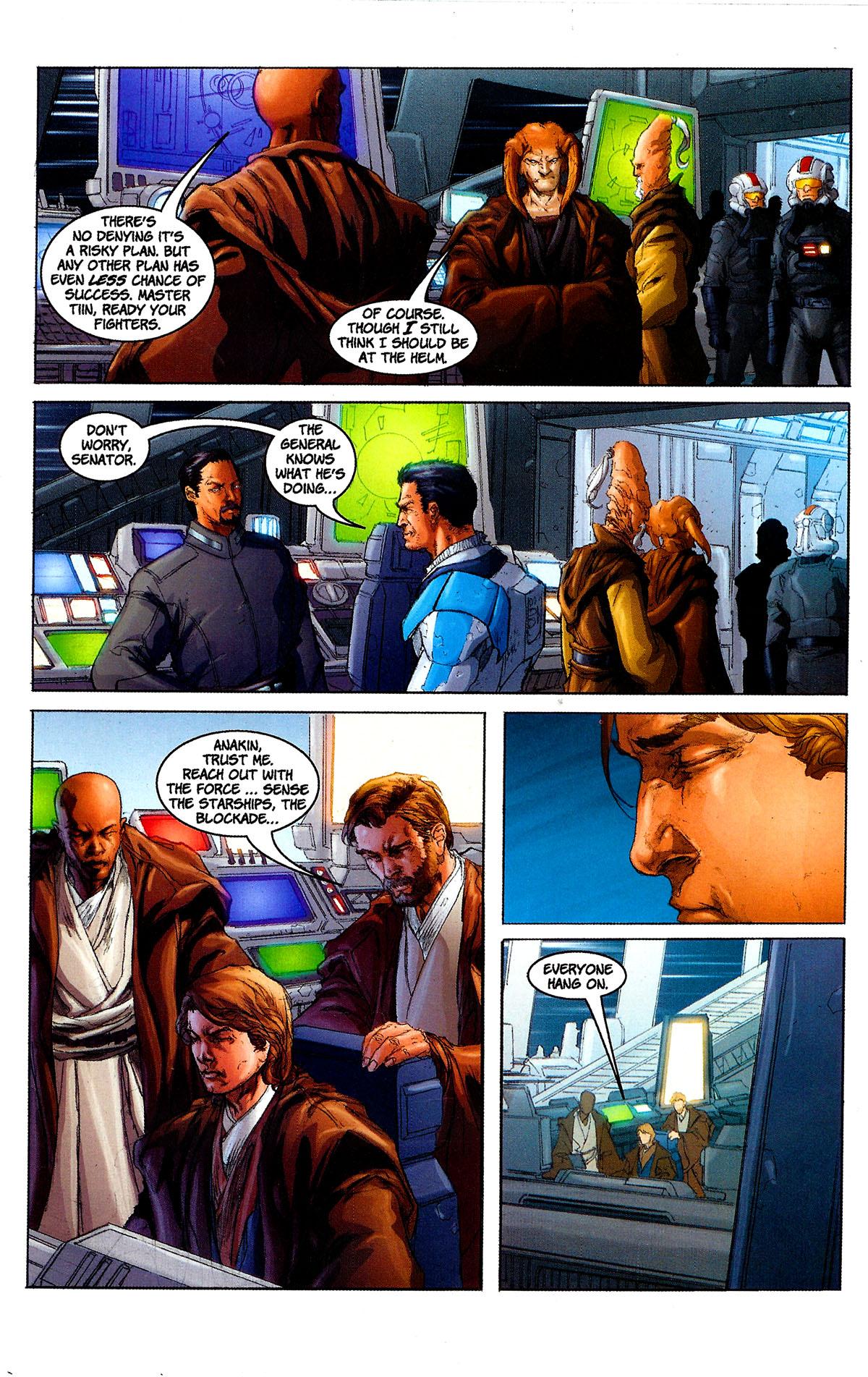 Star Wars: Obsession #4 #4 - English 9