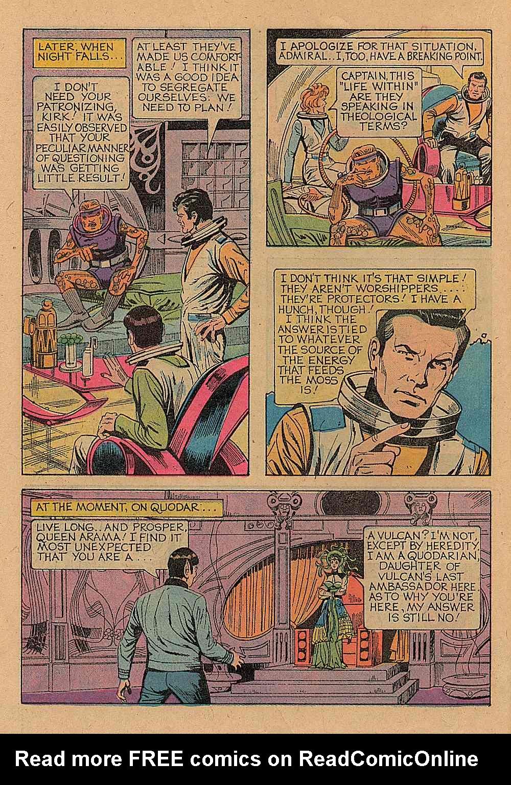 Star Trek (1967) Issue #31 #31 - English 17
