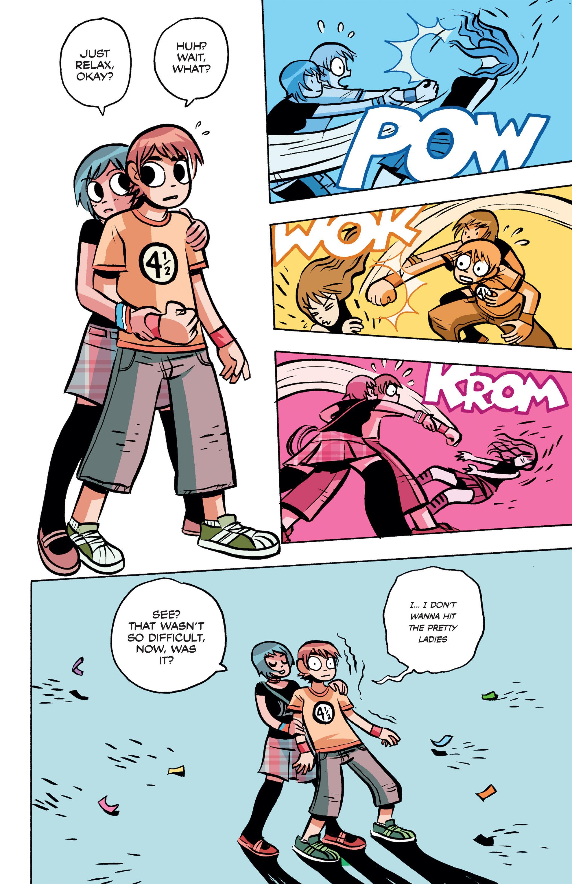 Read online Scott Pilgrim Free Comic Book Day Story comic -  Issue # Full - 15