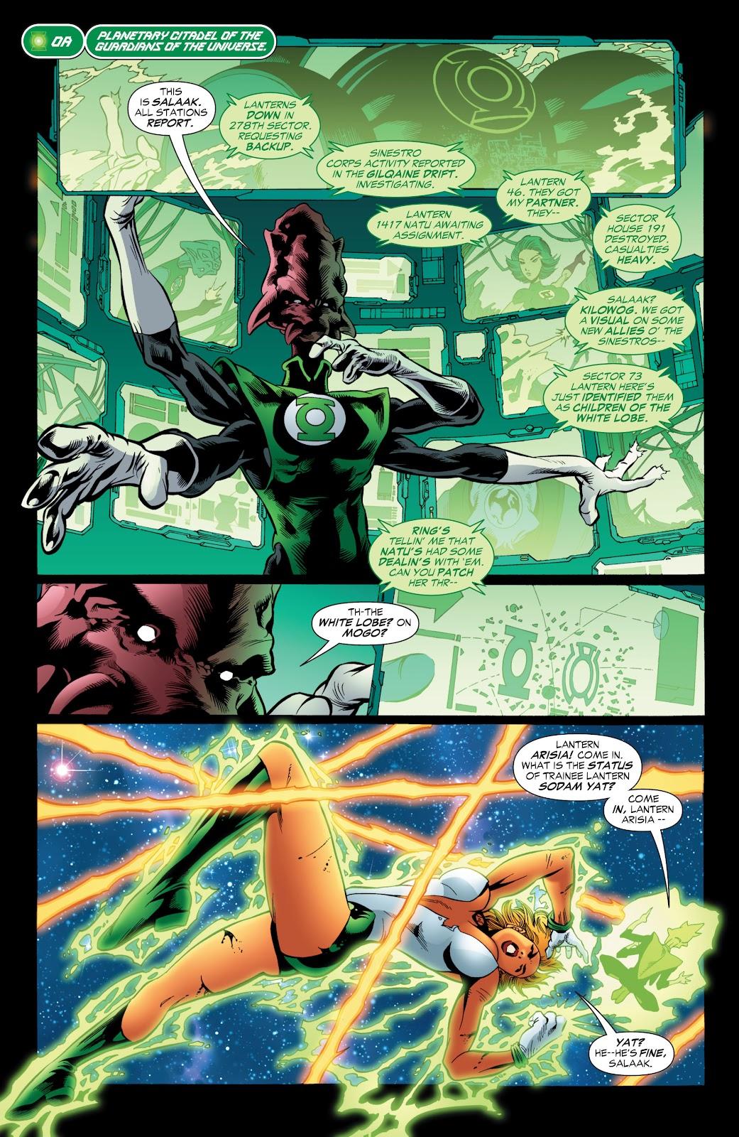 Green Lantern: The Sinestro Corps War Full #1 - English 125