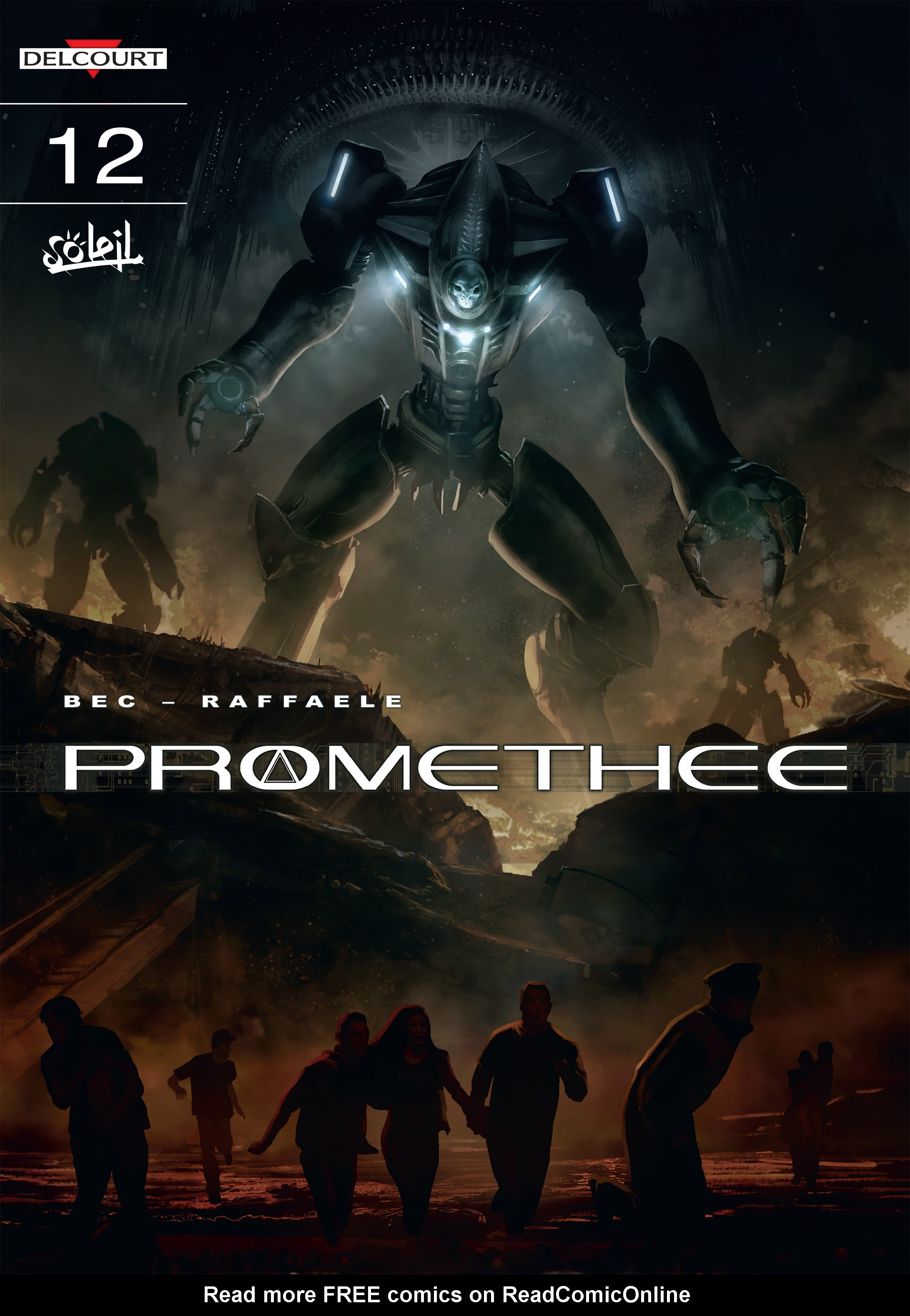 Promethee #12 #8 - English 1