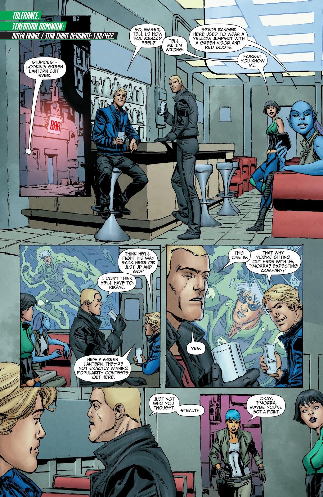 Threshold (2013) Issue #7 #7 - English 9